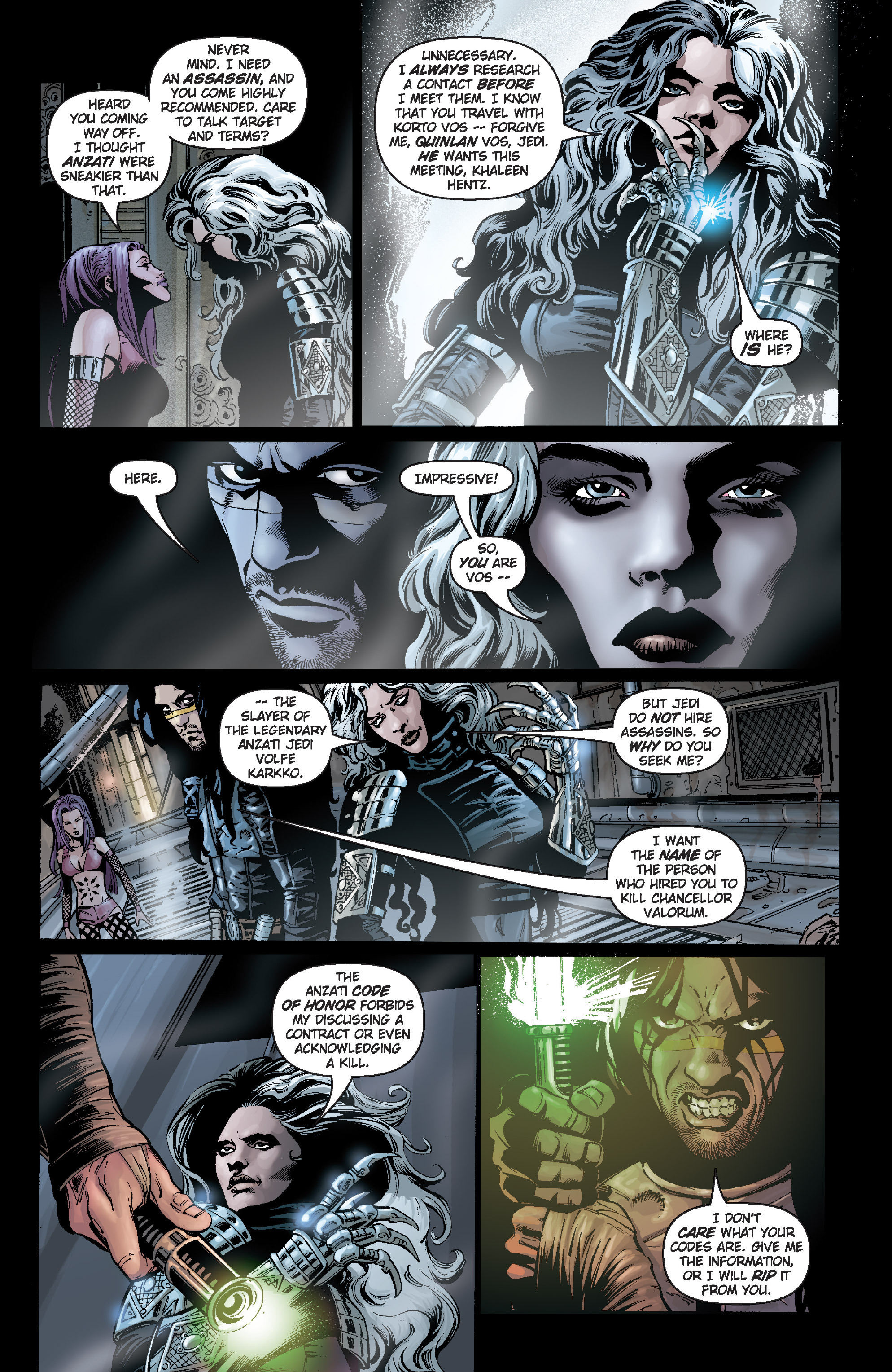 Read online Star Wars Omnibus comic -  Issue # Vol. 26 - 235
