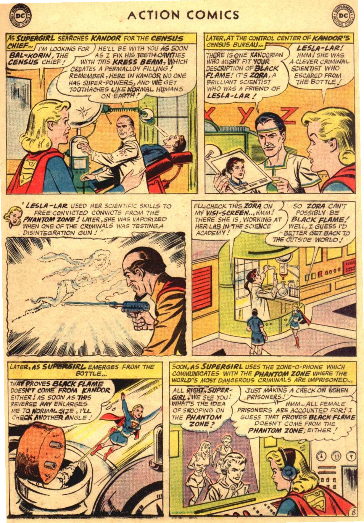 Read online Action Comics (1938) comic -  Issue #304 - 27