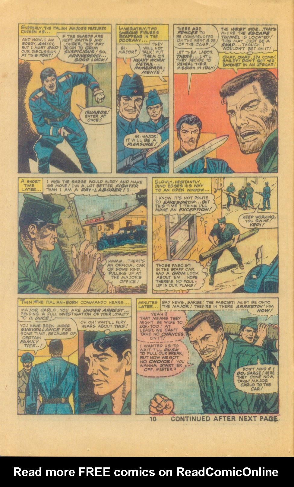 Read online Sgt. Fury comic -  Issue #132 - 12