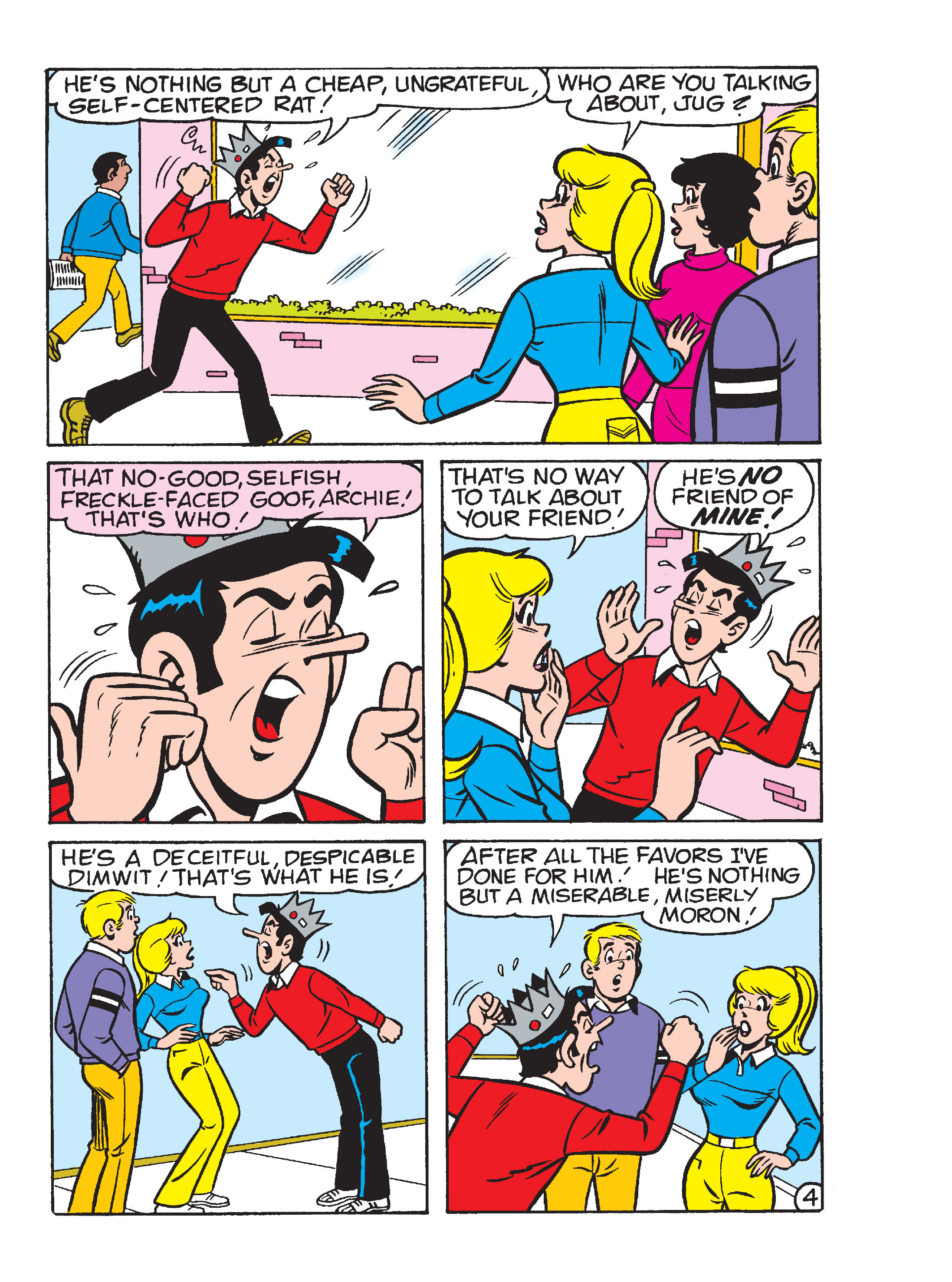 Read online Archie Giant Comics Collection comic -  Issue #Archie Giant Comics Collection TPB (Part 2) - 74