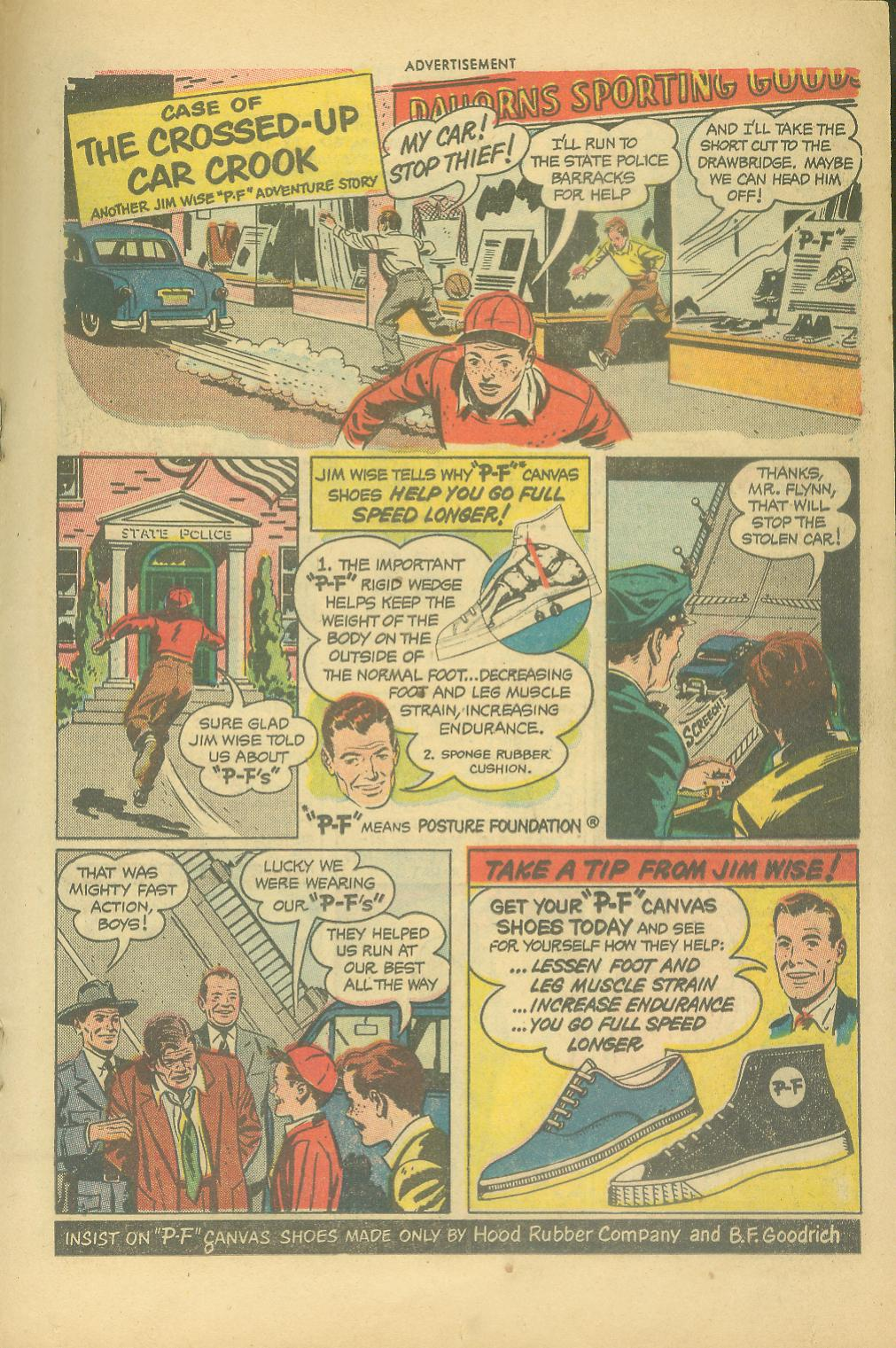 Read online All-Star Western (1951) comic -  Issue #65 - 19
