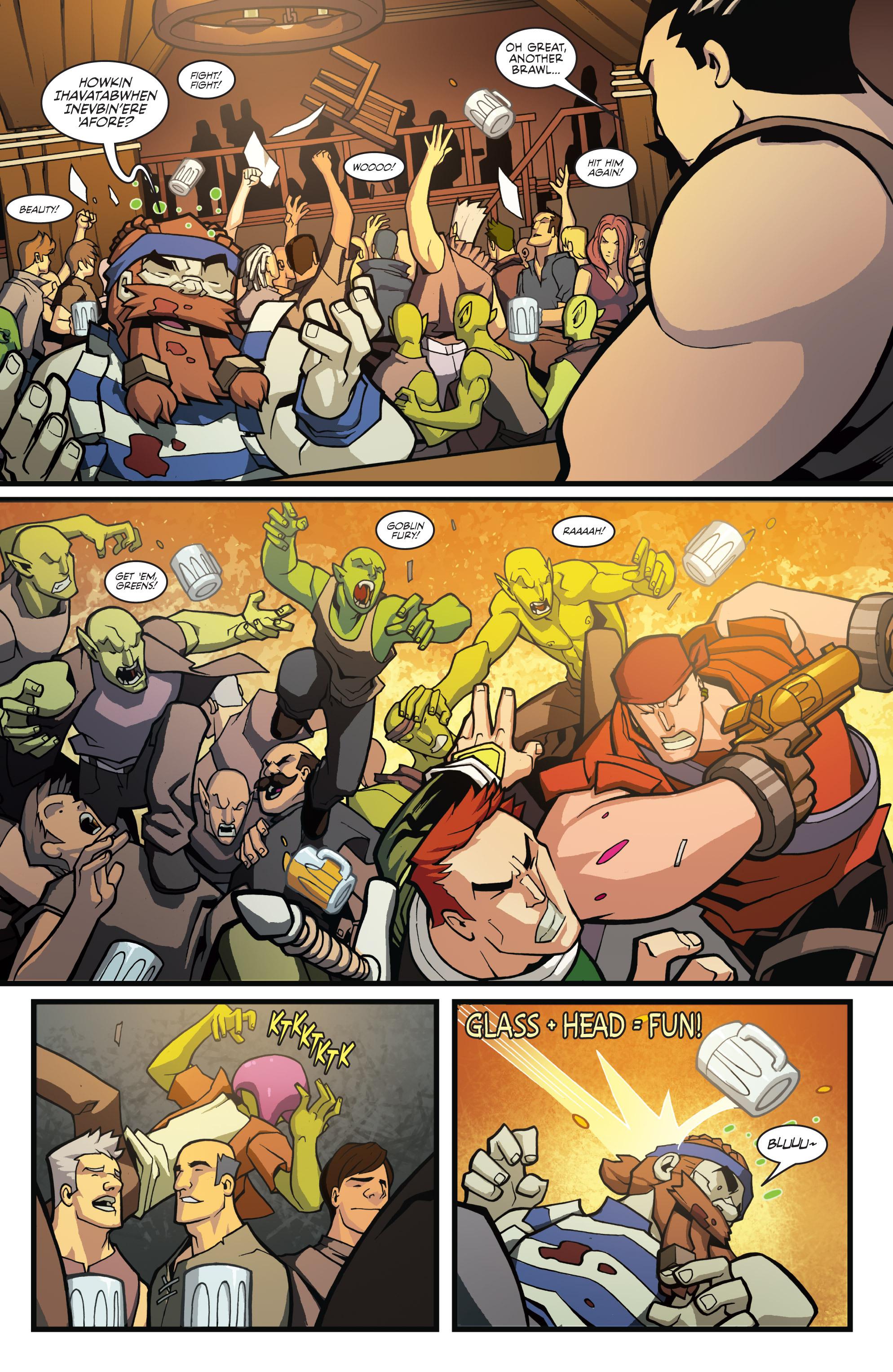 Read online Skullkickers comic -  Issue #23 - 13