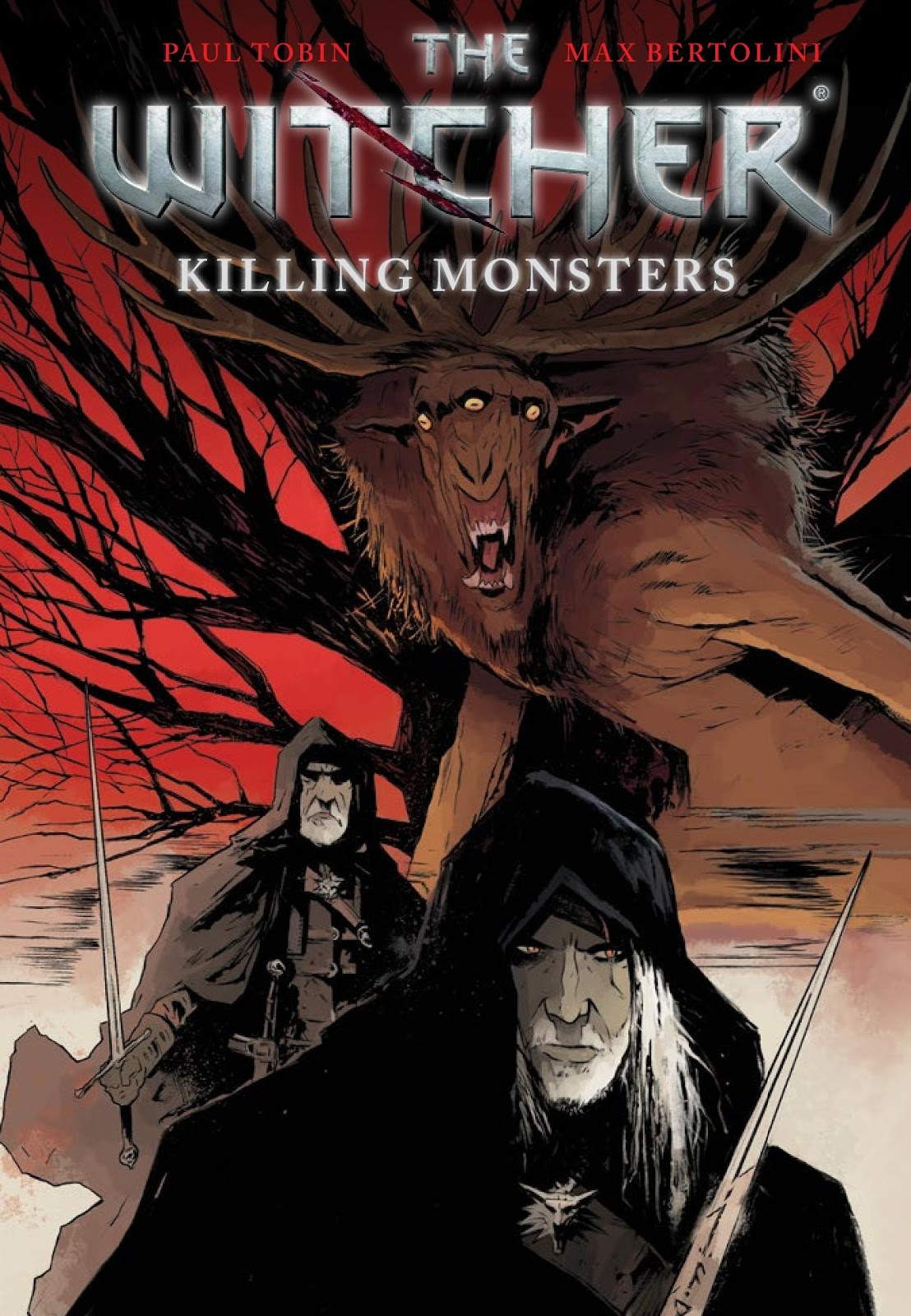The Witcher: Killing Monsters Full Page 1