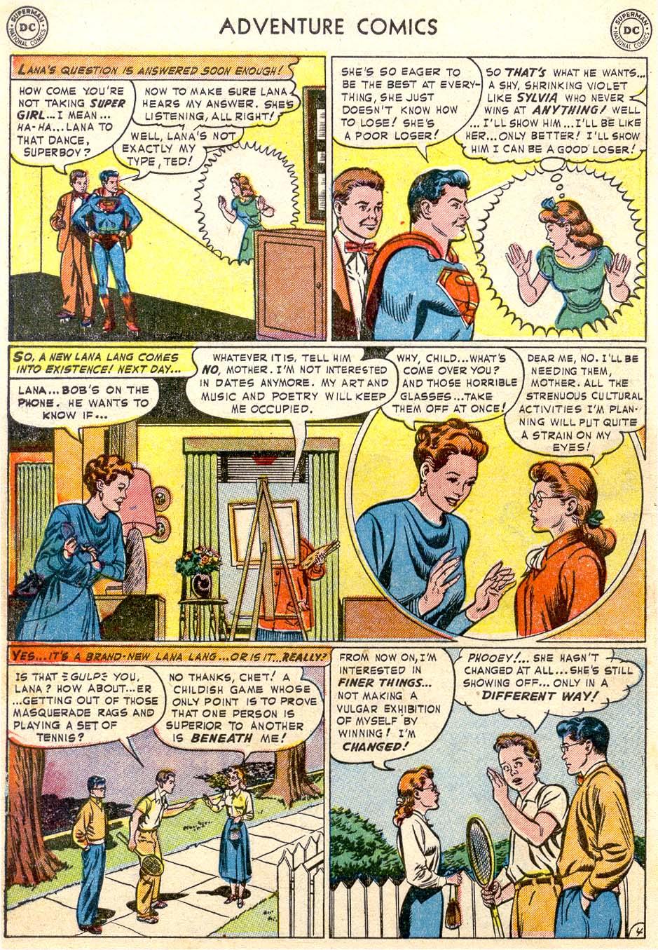 Read online Adventure Comics (1938) comic -  Issue #174 - 6