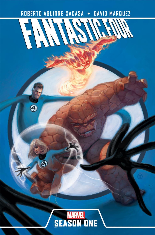 Read online Fantastic Four: Season One comic -  Issue # TPB - 1