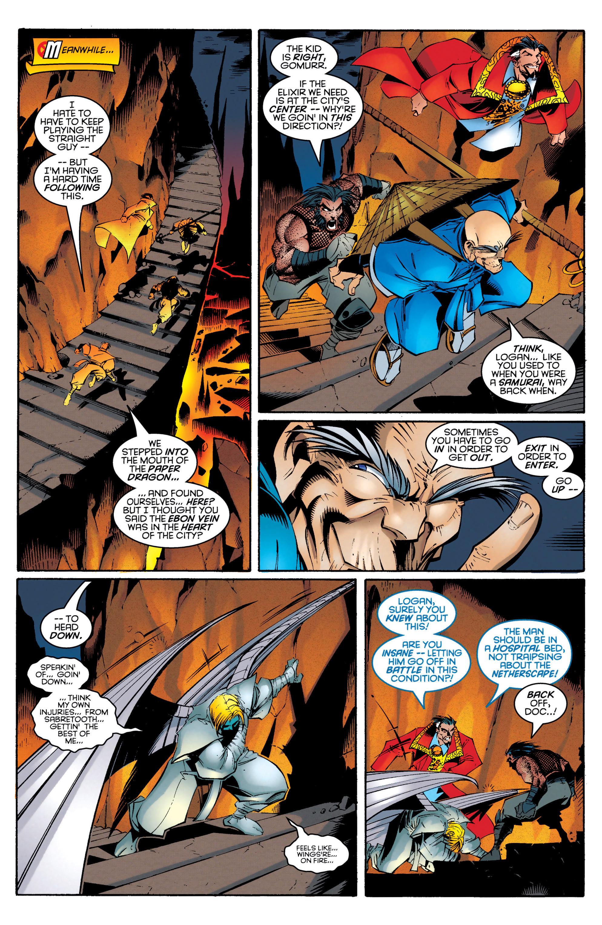 Read online Uncanny X-Men (1963) comic -  Issue #330 - 10