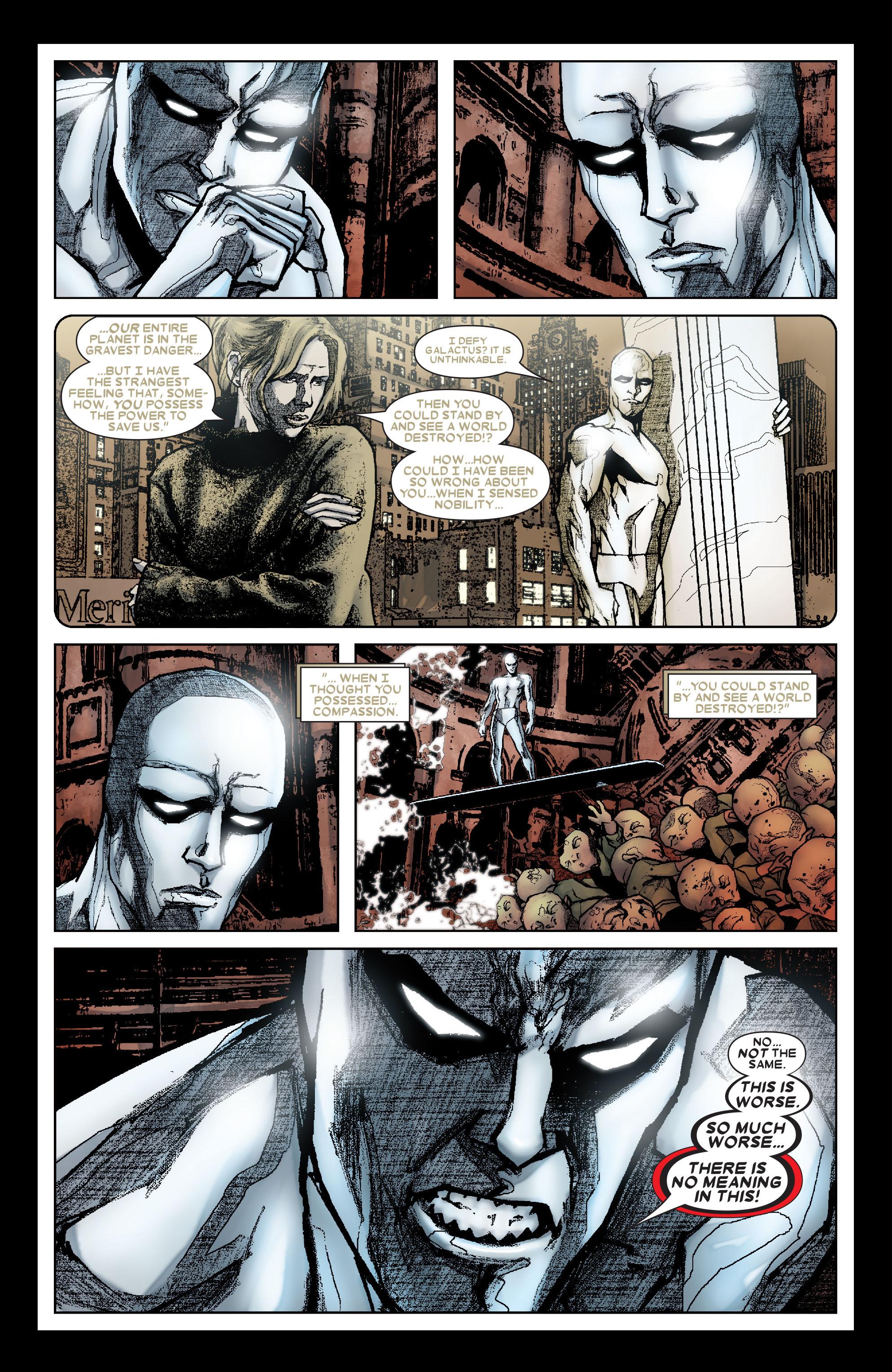 Read online Annihilation: Silver Surfer comic -  Issue #1 - 22