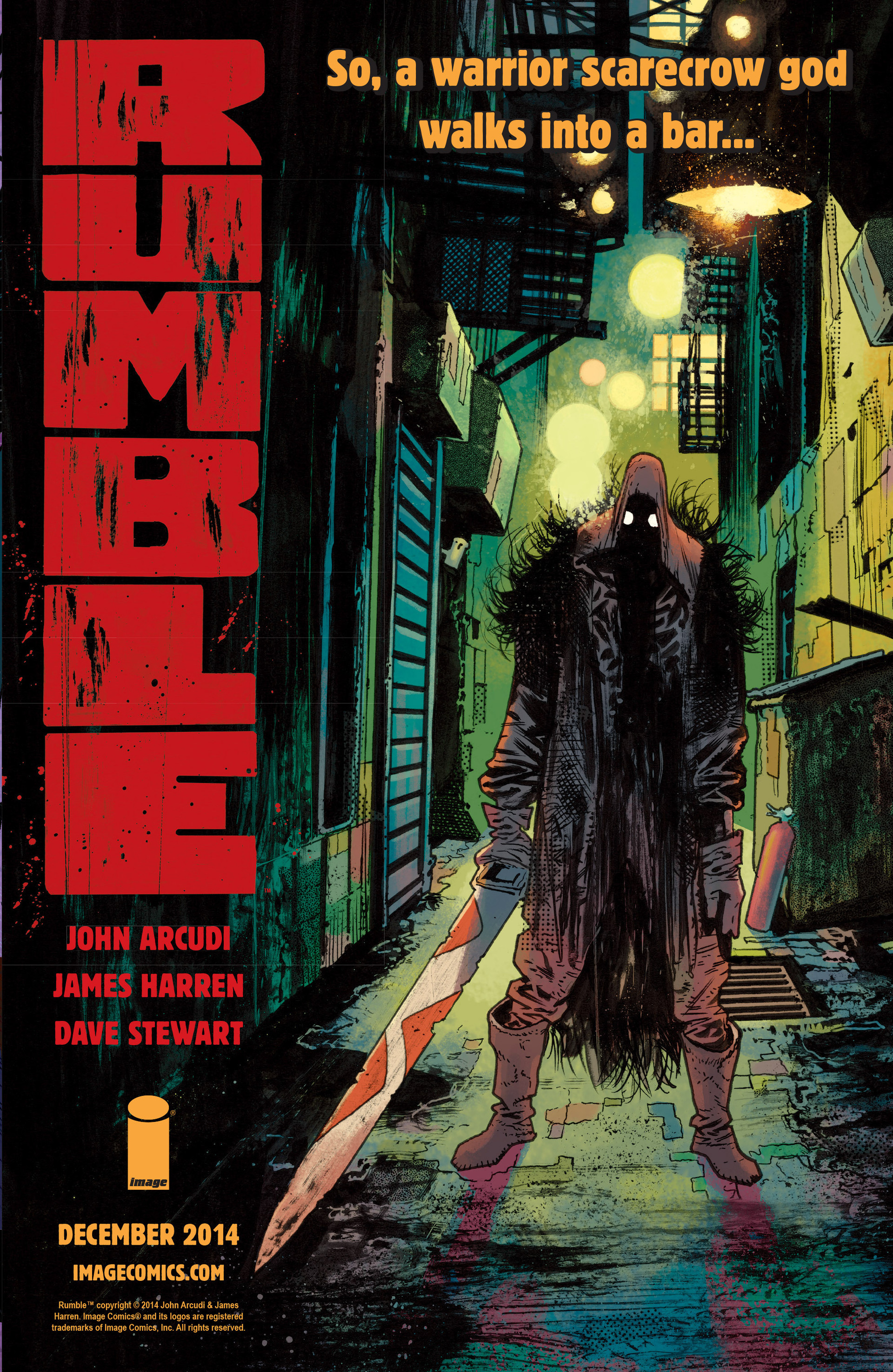 Read online Umbral comic -  Issue #10 - 31