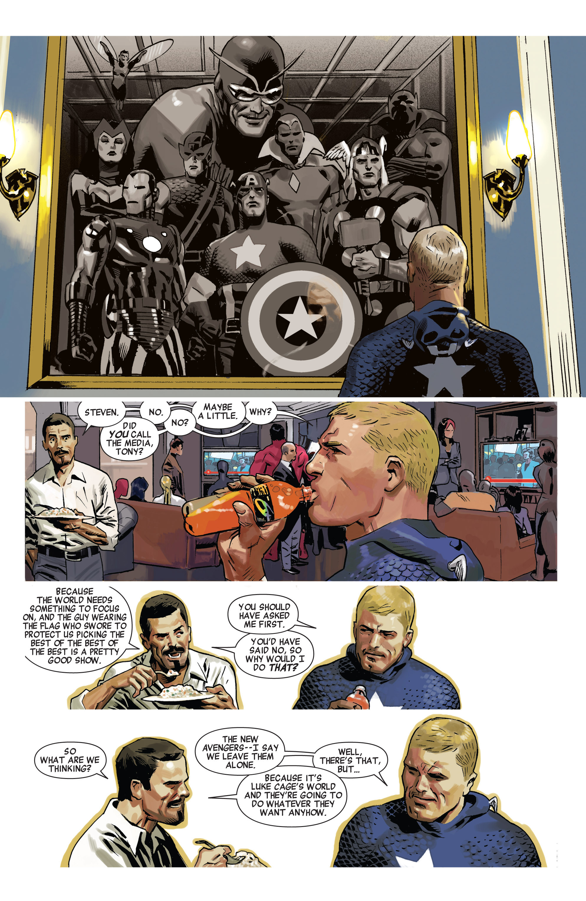 Read online Avengers (2010) comic -  Issue #19 - 8