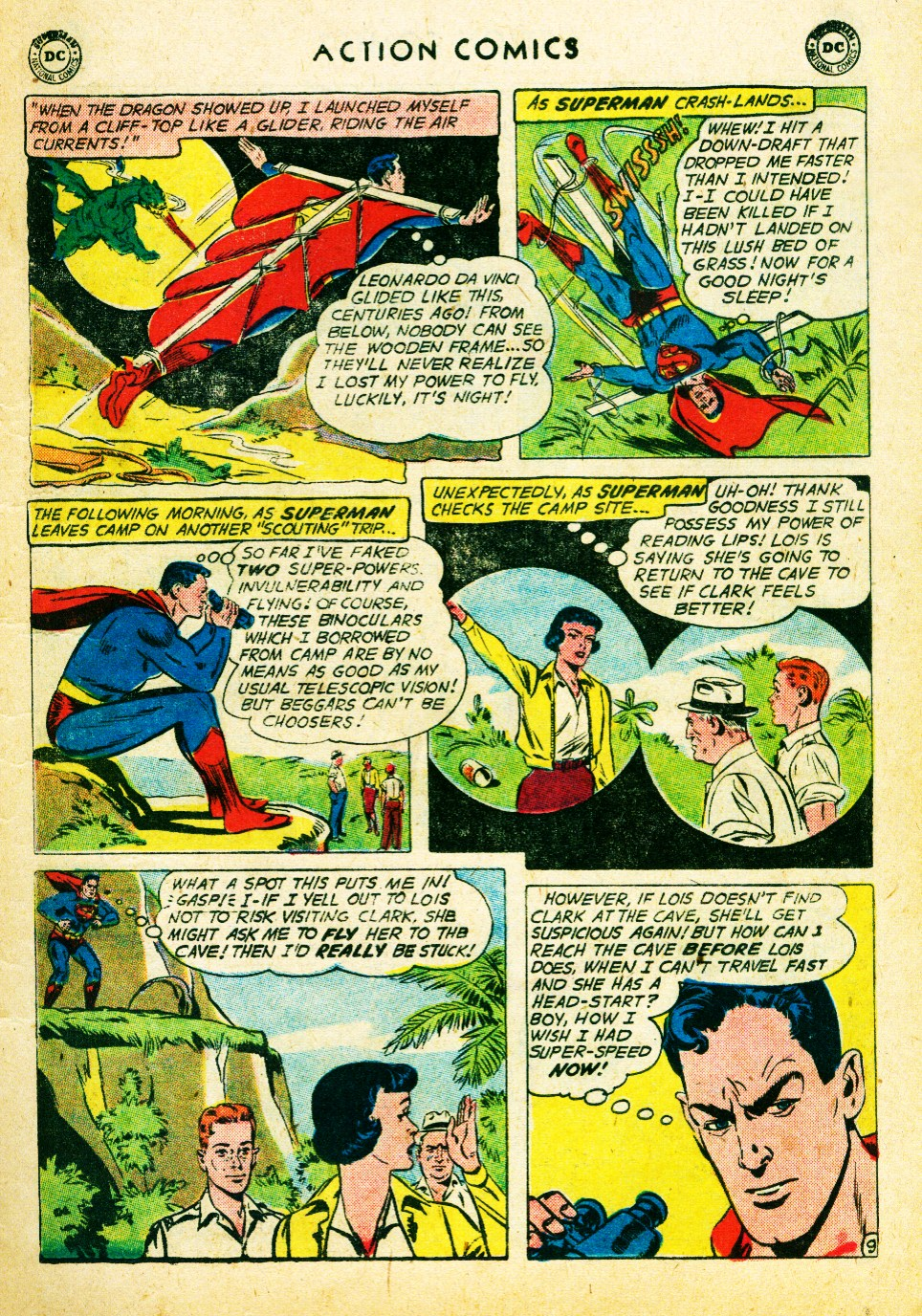 Read online Action Comics (1938) comic -  Issue #262 - 11