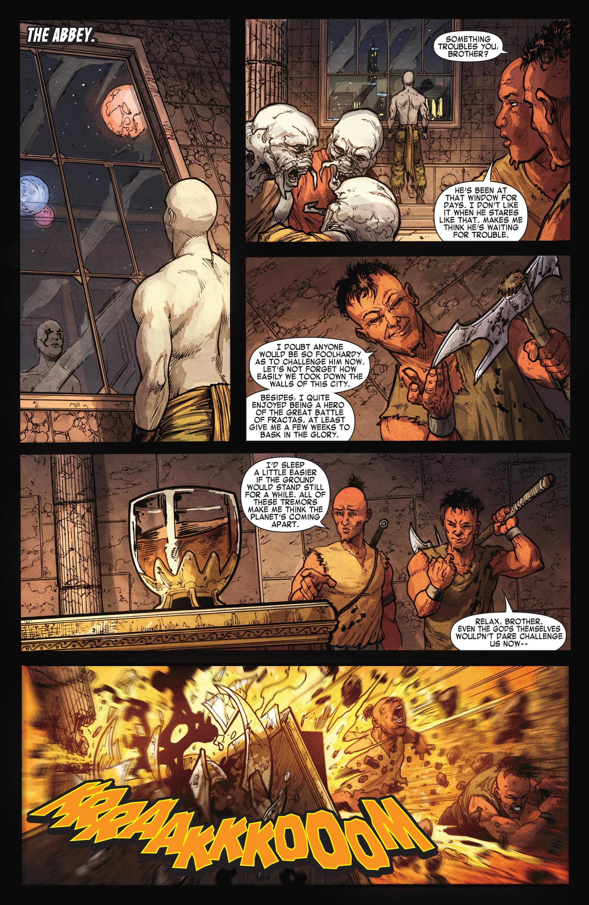 Read online Skaar: Son of Hulk comic -  Issue #15 - 20
