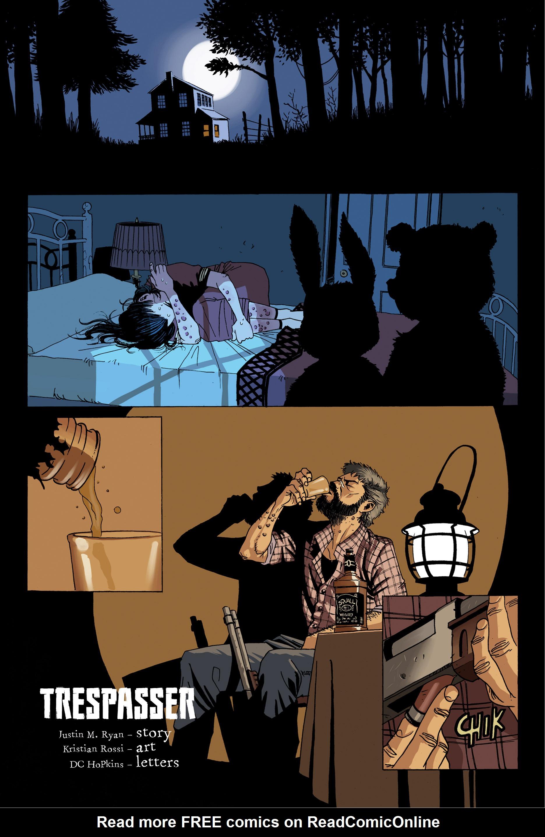 Read online Trespasser comic -  Issue #4 - 2