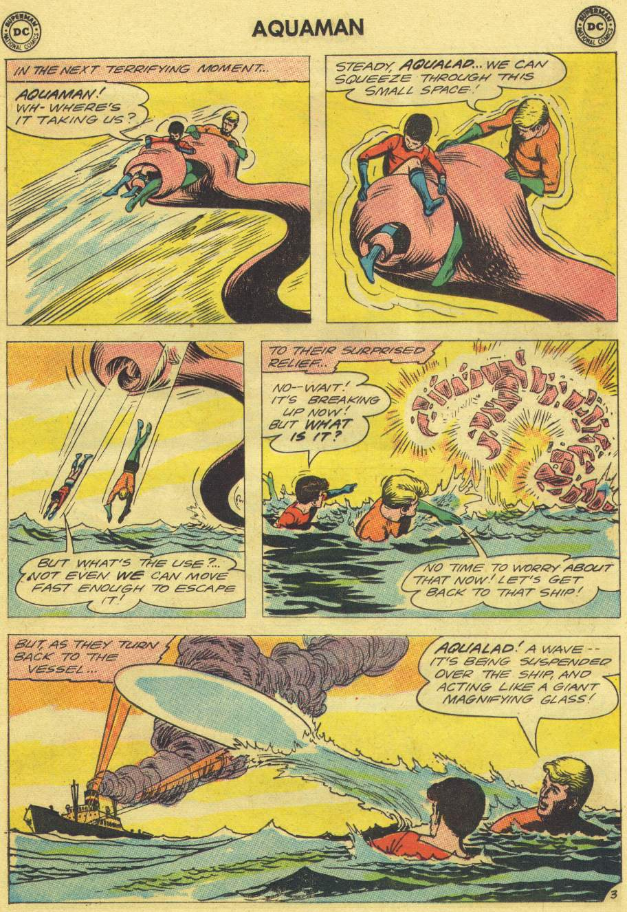 Read online Aquaman (1962) comic -  Issue #11 - 5