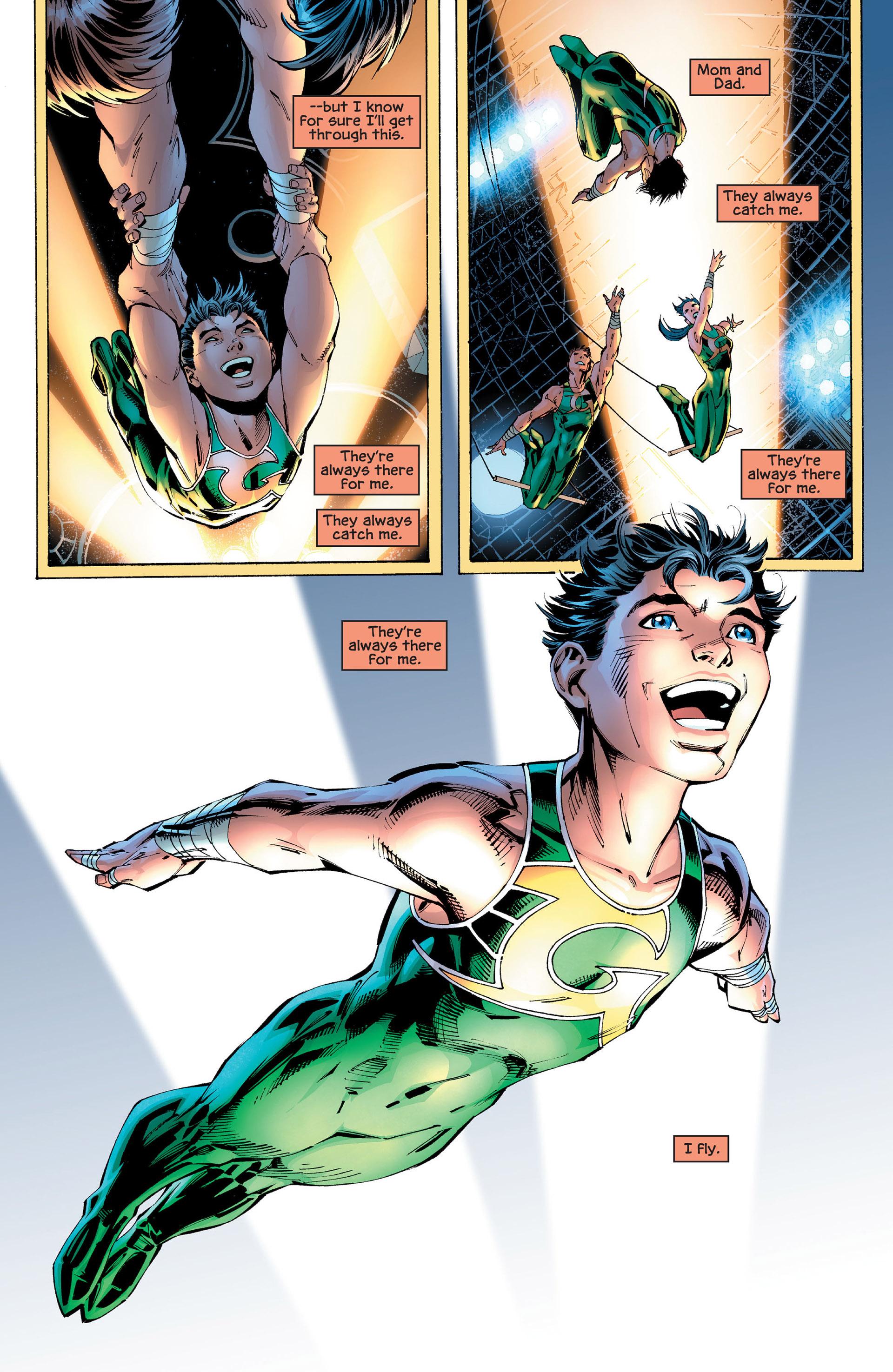 Read online All Star Batman & Robin, The Boy Wonder comic -  Issue #1 - 4