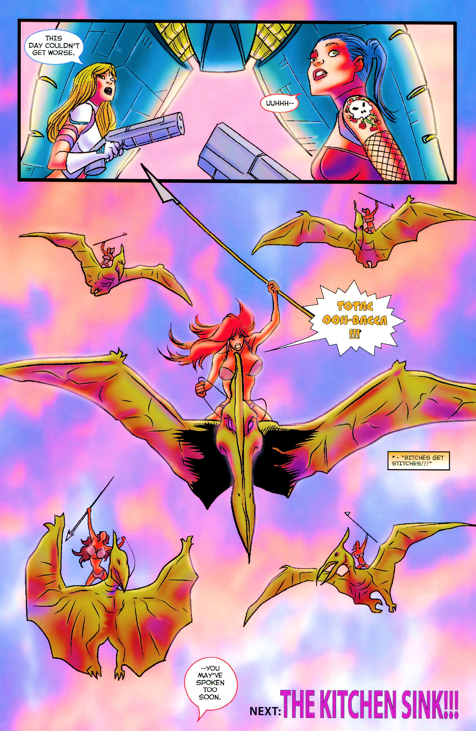 Read online Notti & Nyce comic -  Issue #3 - 17