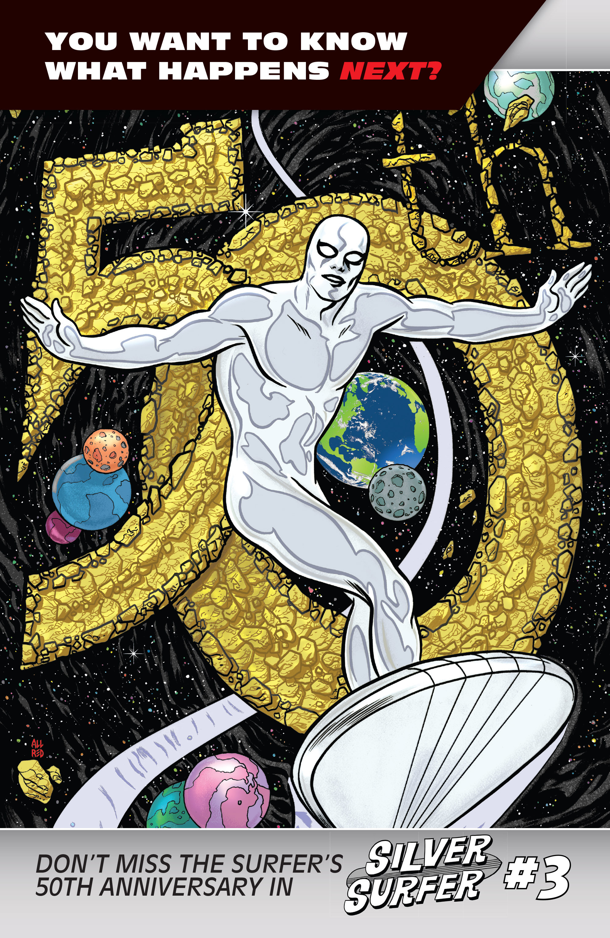 Read online Silver Surfer (2016) comic -  Issue #2 - 22