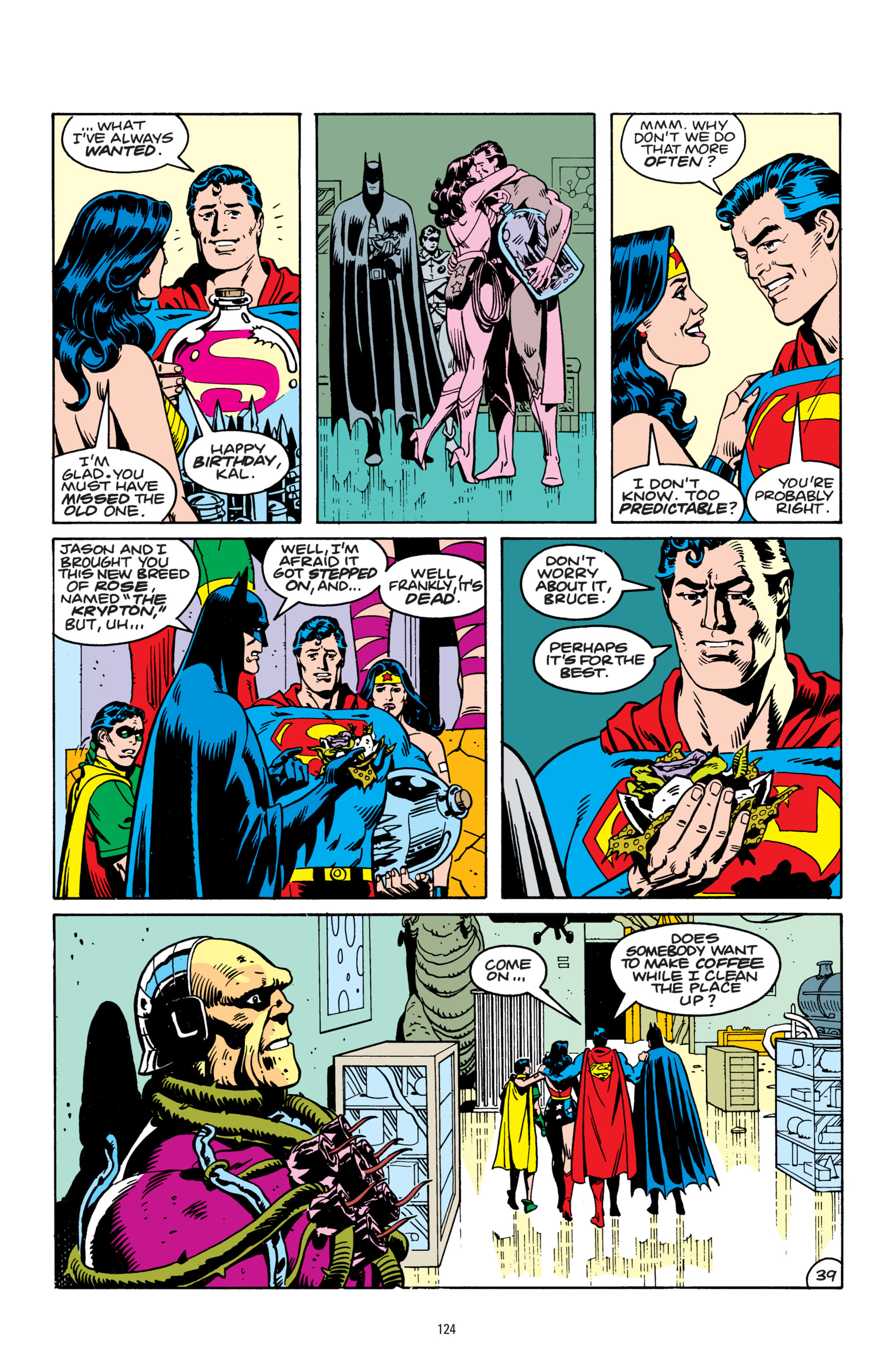Read online Superman: Whatever Happened to the Man of Tomorrow? comic -  Issue # TPB - 123