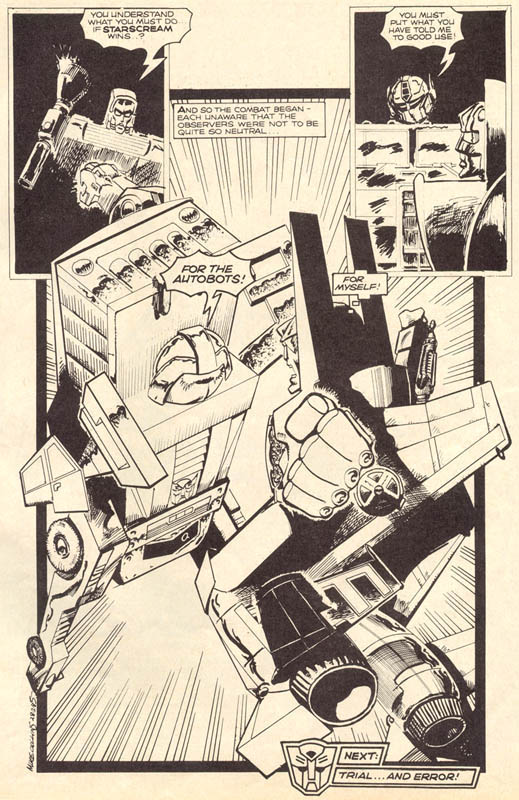 The Transformers (UK) 315 Page 18