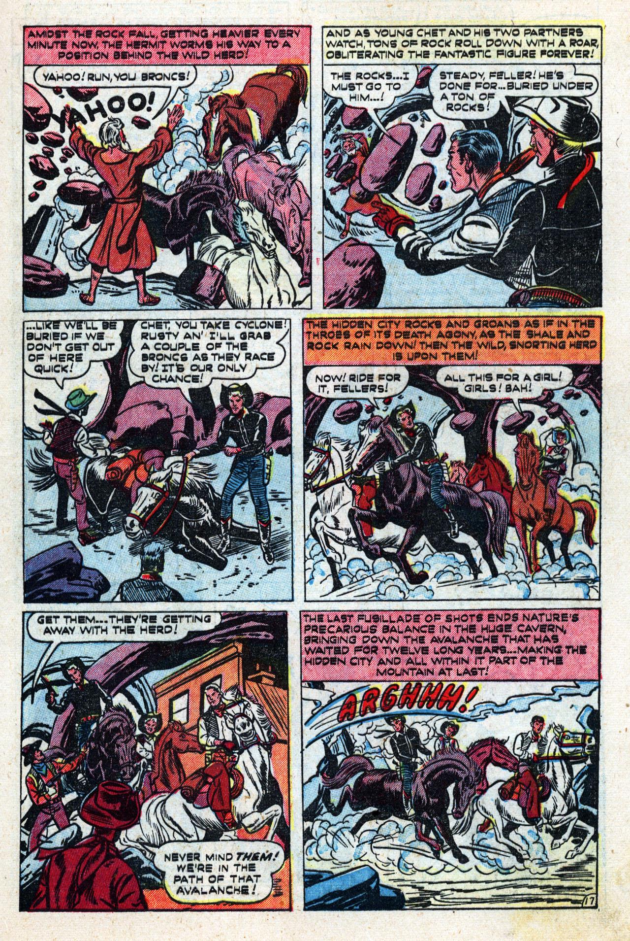 Read online Two-Gun Kid comic -  Issue #10 - 19