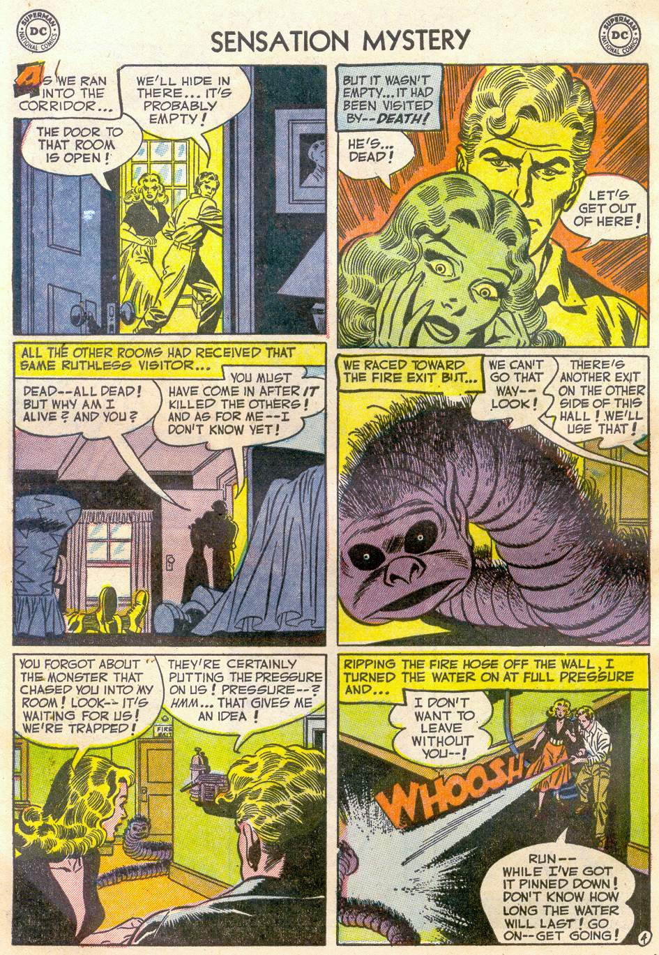 Read online Sensation (Mystery) Comics comic -  Issue #110 - 28