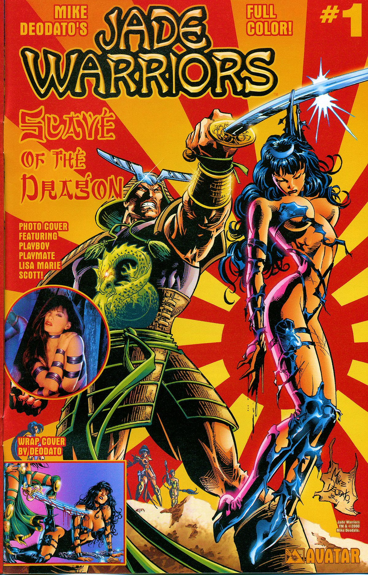 Read online Avengelyne: Bad Blood comic -  Issue #2 - 32