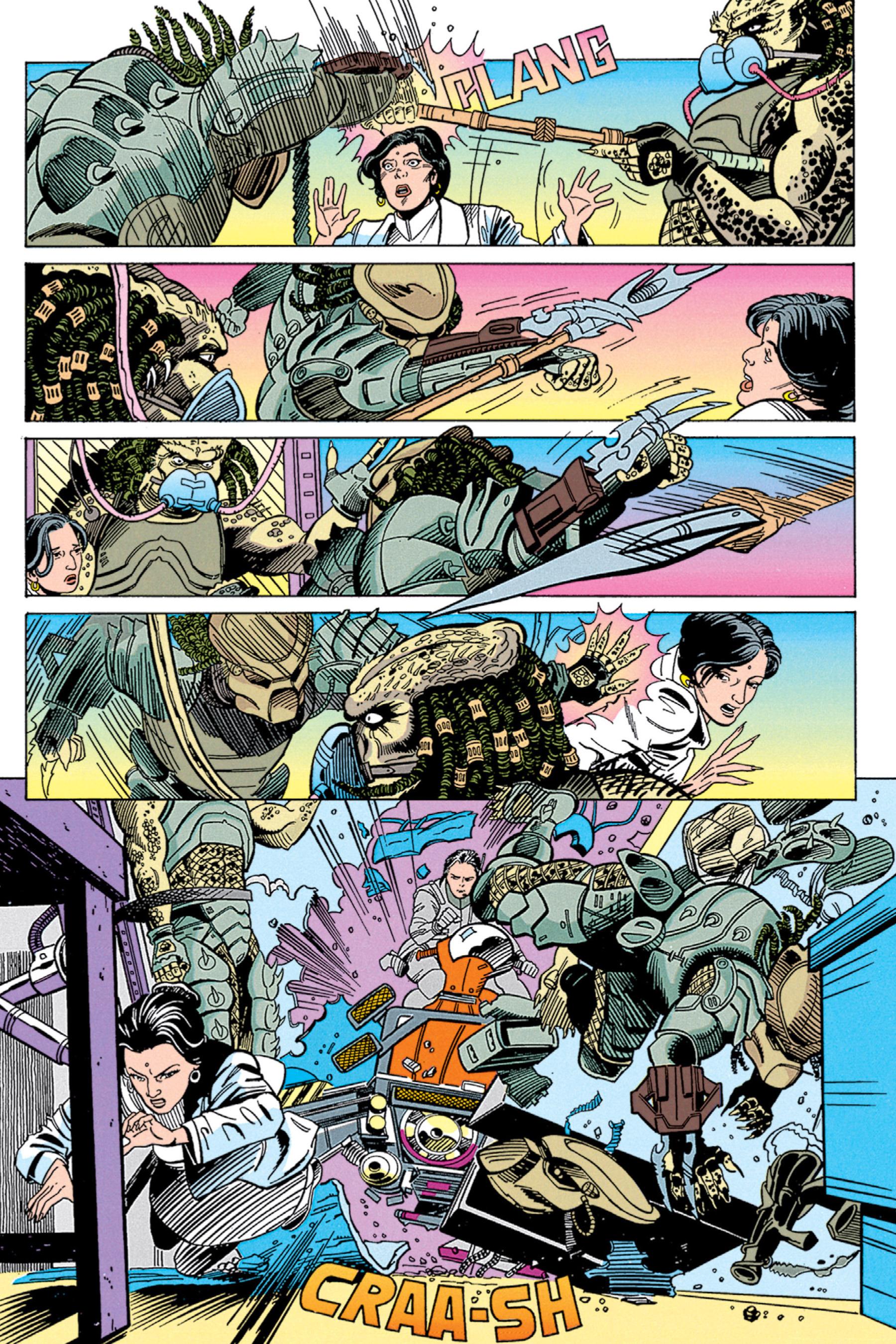 Read online Aliens vs. Predator Omnibus comic -  Issue # _TPB 1 Part 2 - 5