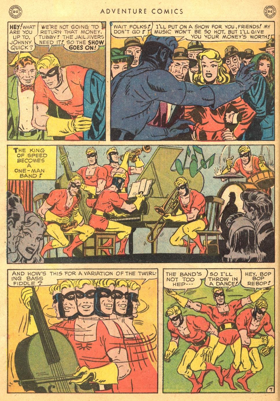 Read online Adventure Comics (1938) comic -  Issue #133 - 46