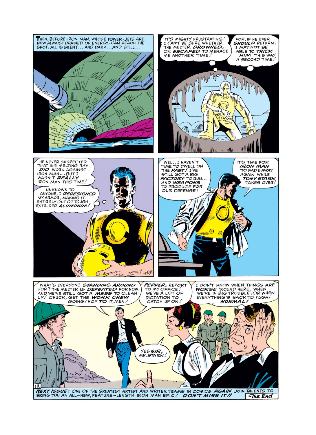 Tales of Suspense (1959) issue 47 - Page 19