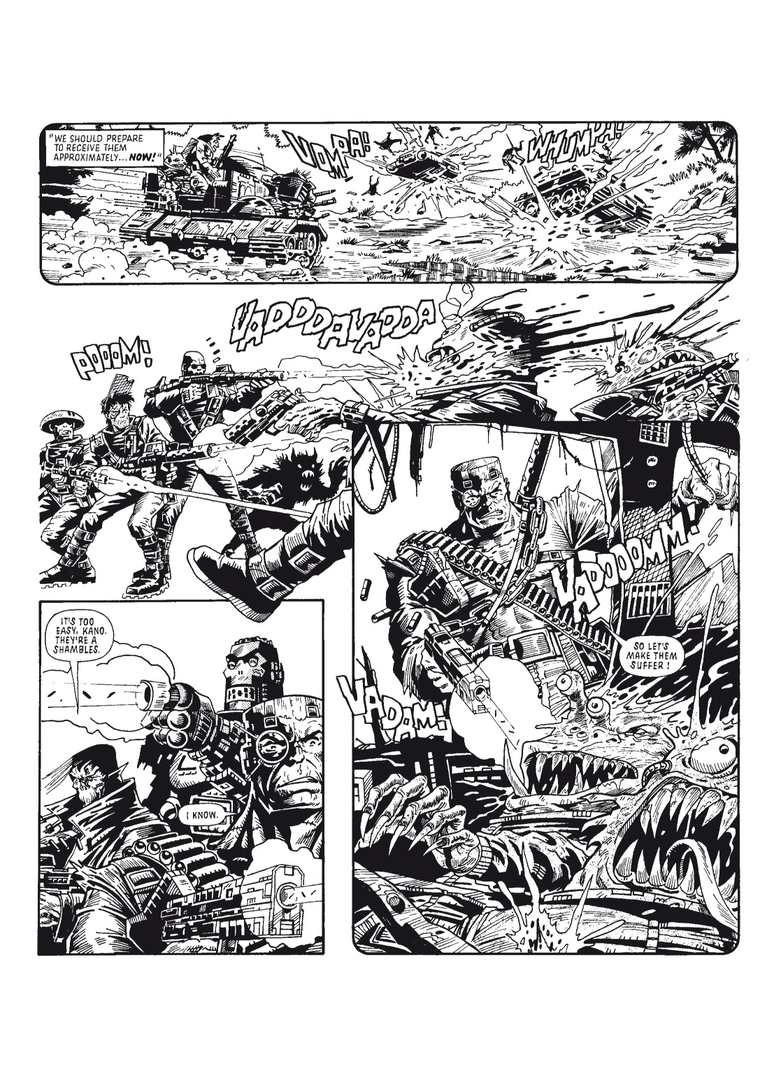 Read online The Complete Bad Company comic -  Issue # TPB - 90