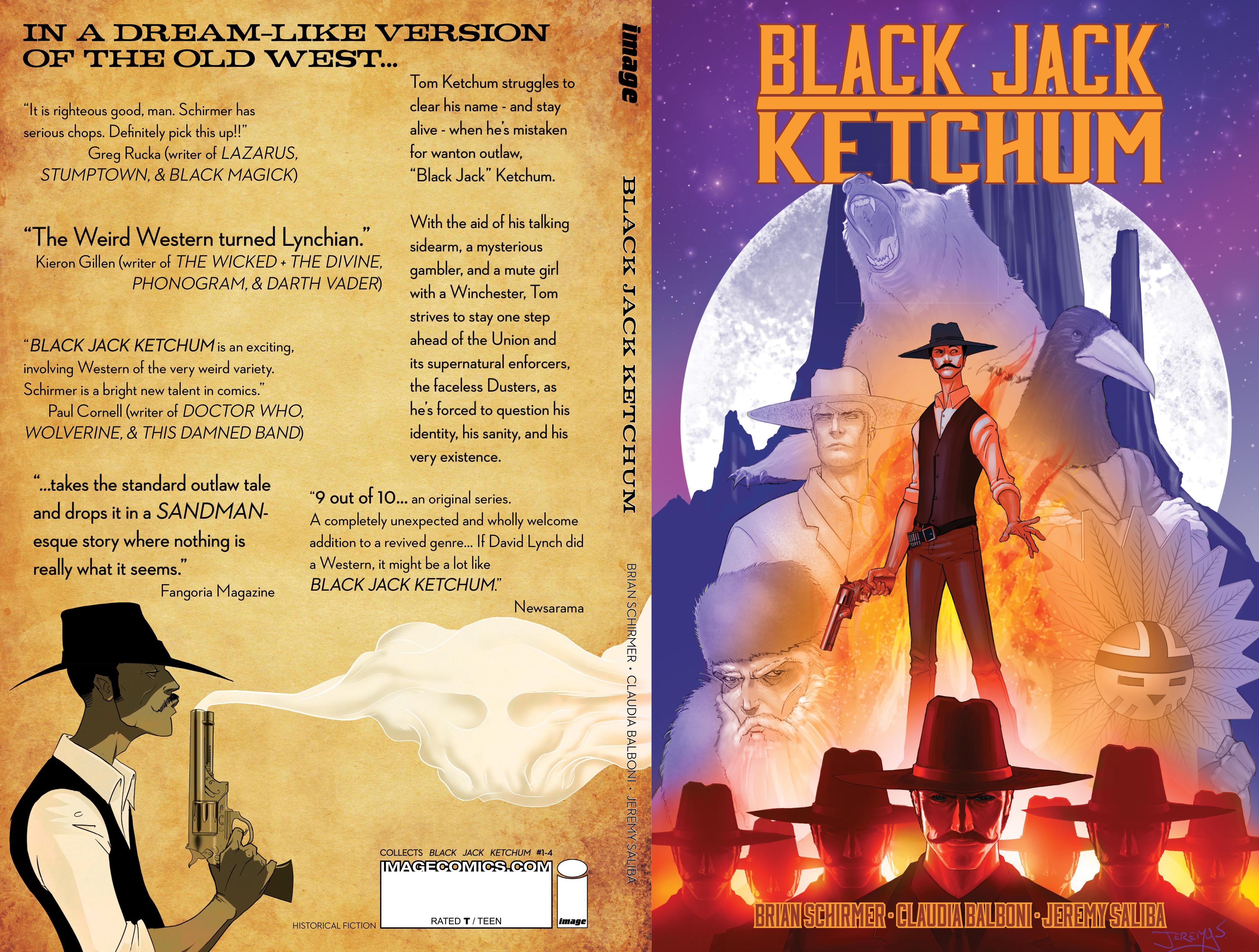 Black Jack Ketchum 1 Page 1