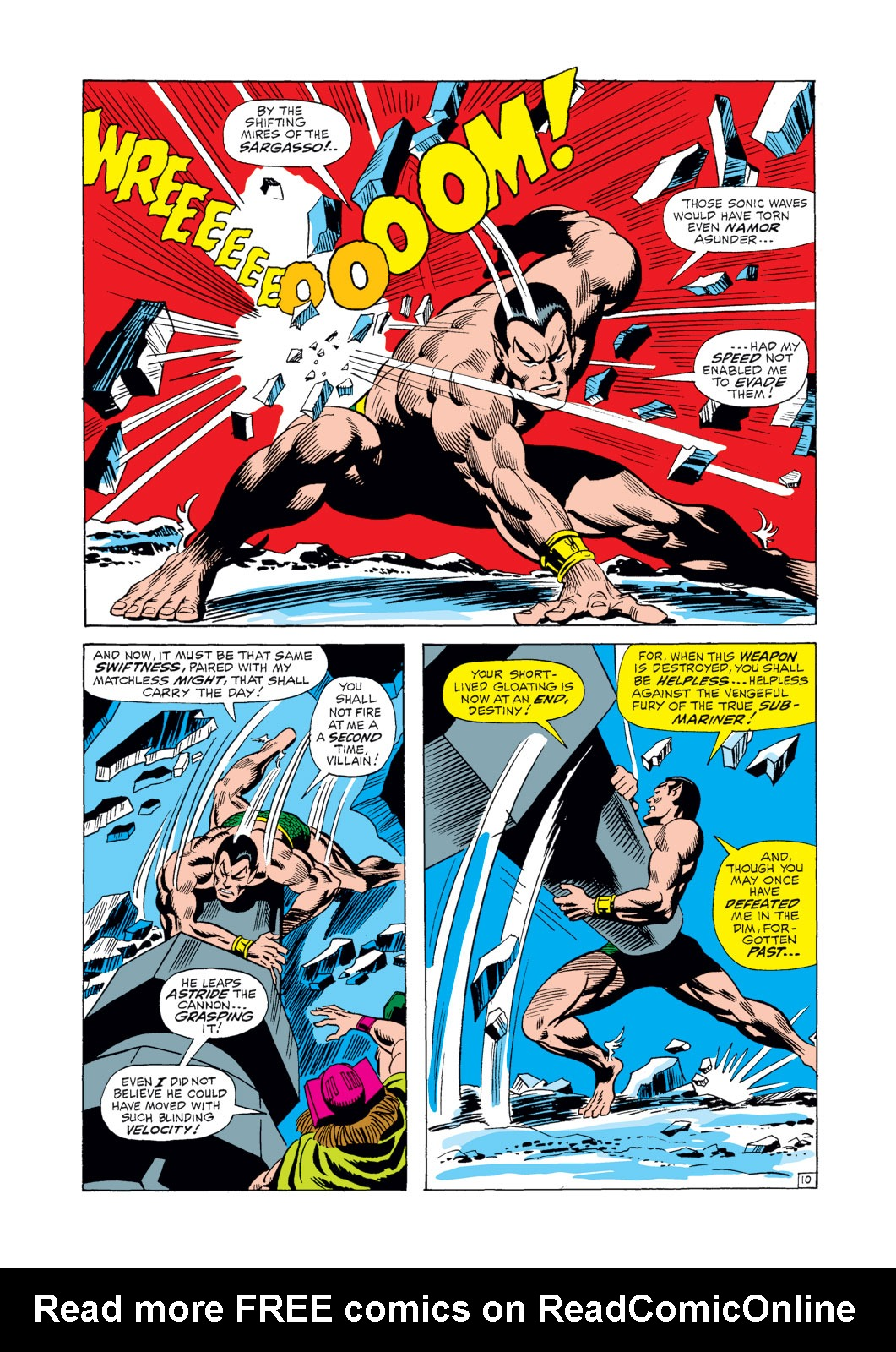 Iron Man and Sub-Mariner issue Full - Page 22