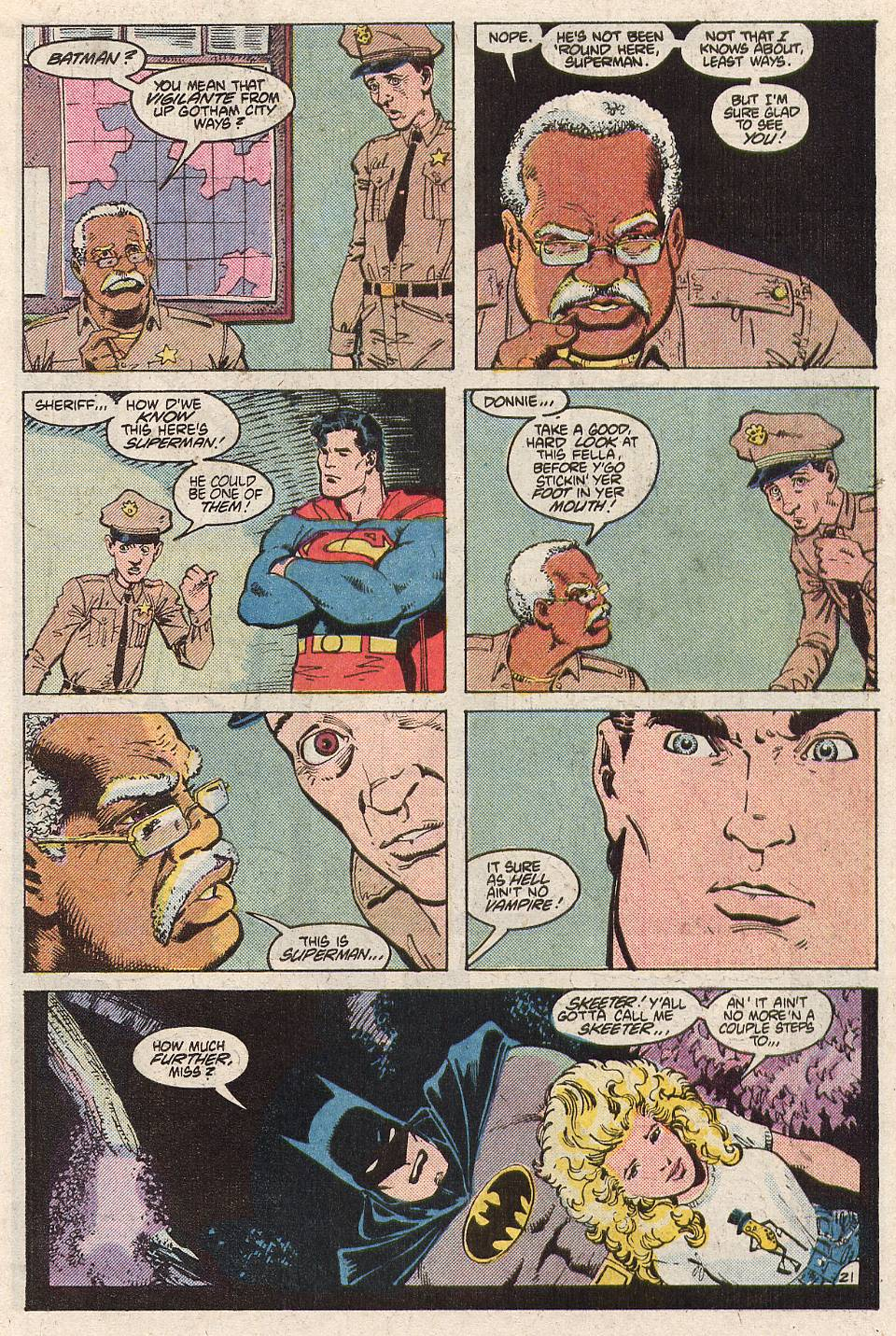 Read online Action Comics (1938) comic -  Issue #Action Comics (1938) _Annual 1 - 21