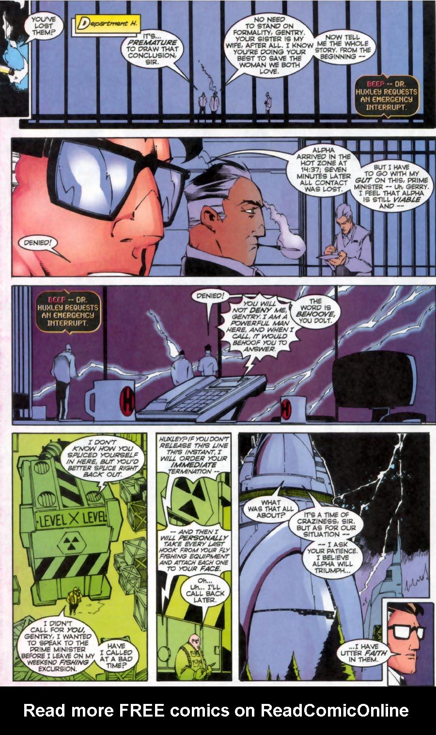 Read online Alpha Flight (1997) comic -  Issue #16 - 16