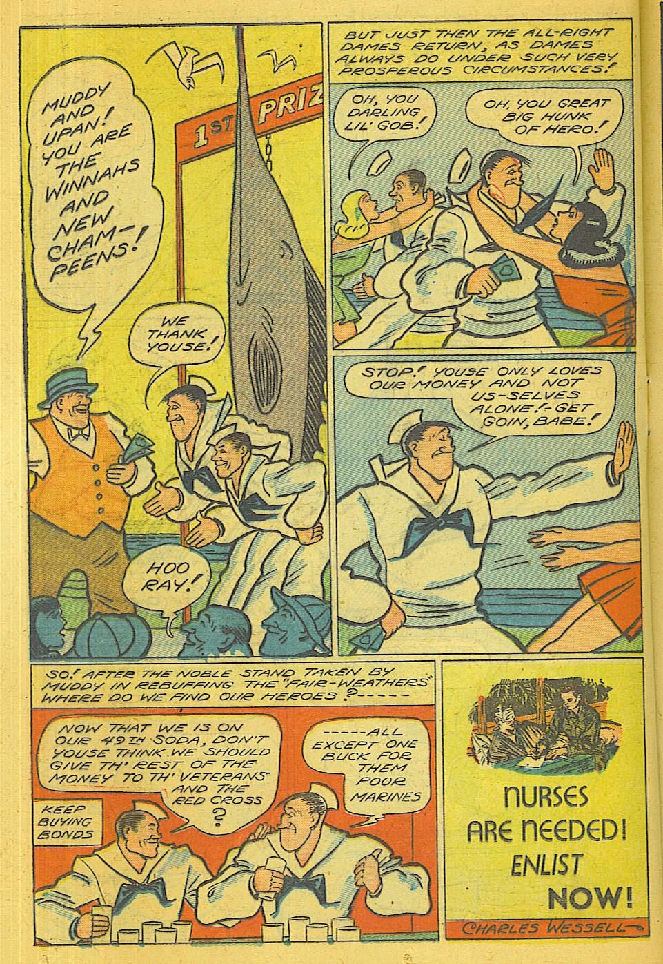 Read online Super-Magician Comics comic -  Issue #39 - 29