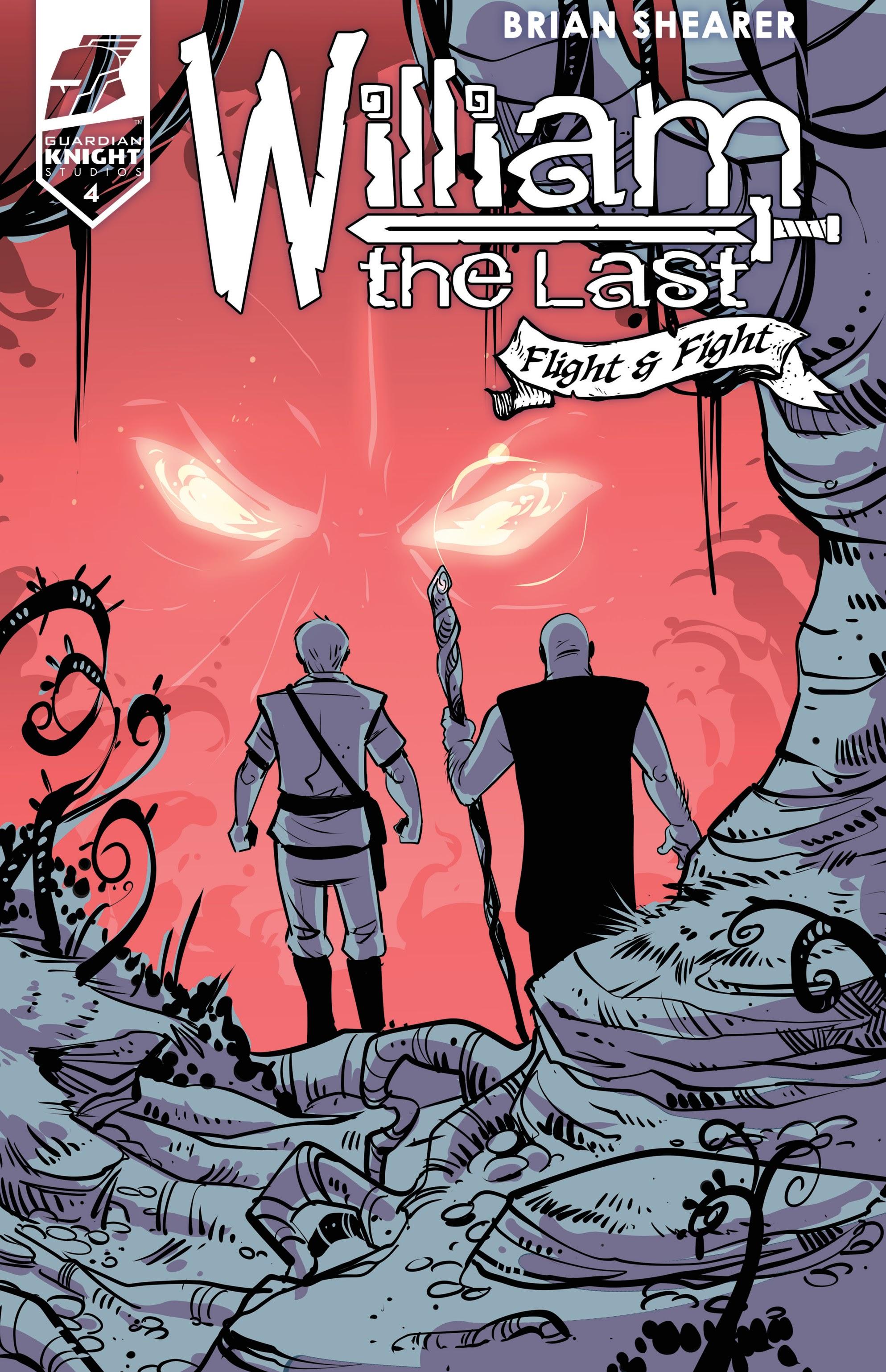 William the Last: Flight & Fight 4 Page 1