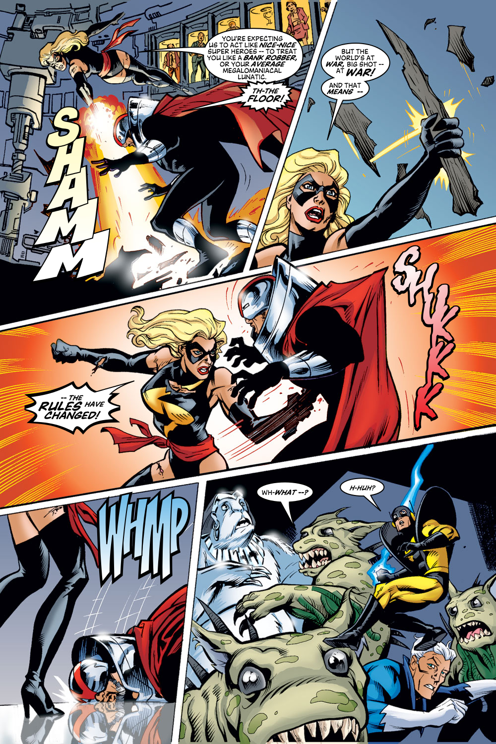 Read online Avengers (1998) comic -  Issue #48 - 19