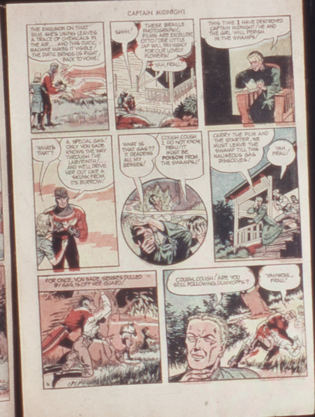 Captain Midnight (1942) issue 21 - Page 11