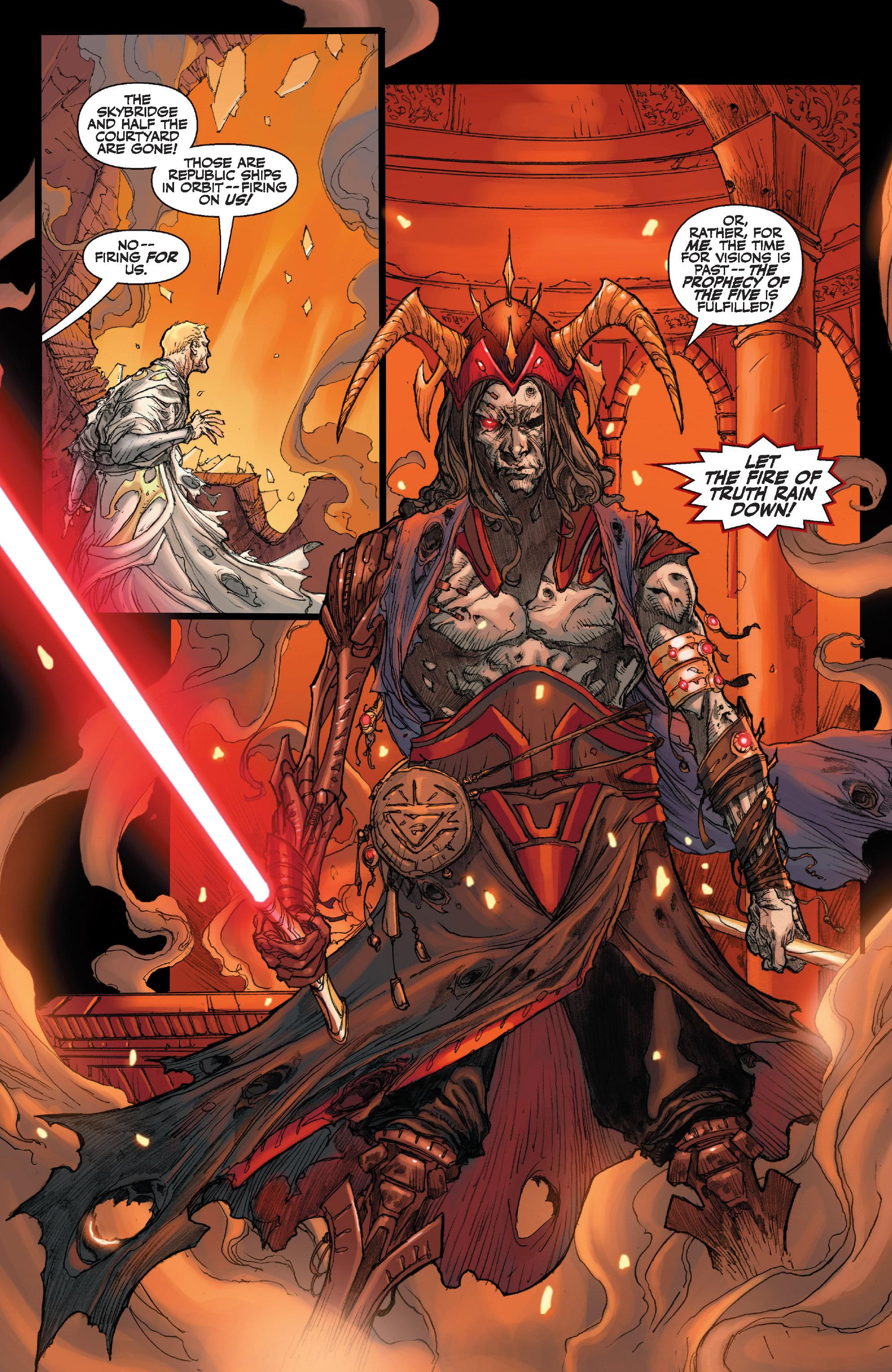 Read online Star Wars Omnibus comic -  Issue # Vol. 32 - 325