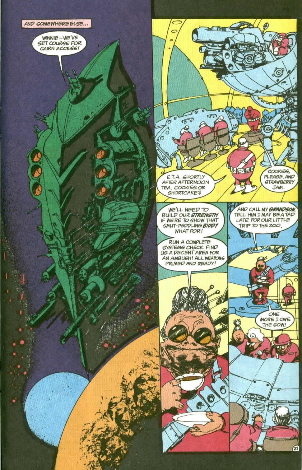Read online Lobo (1990) comic -  Issue #2 - 22