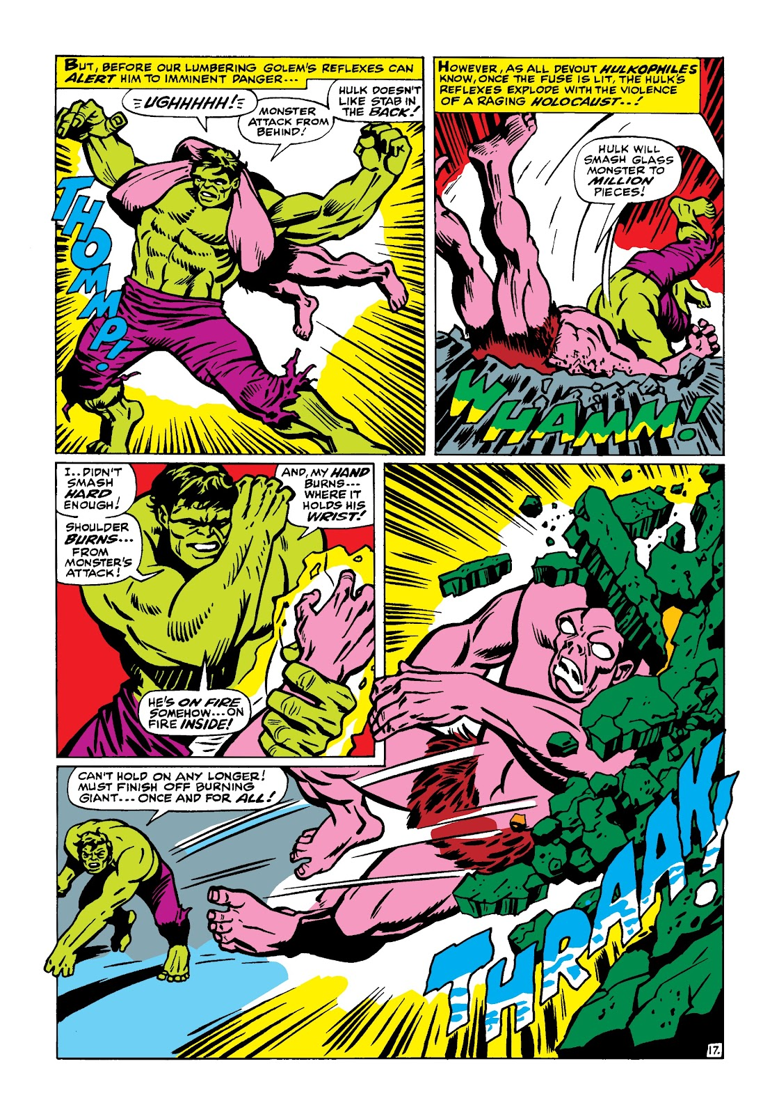 Read online Marvel Masterworks: The Incredible Hulk comic -  Issue # TPB 4 (Part 1) - 66