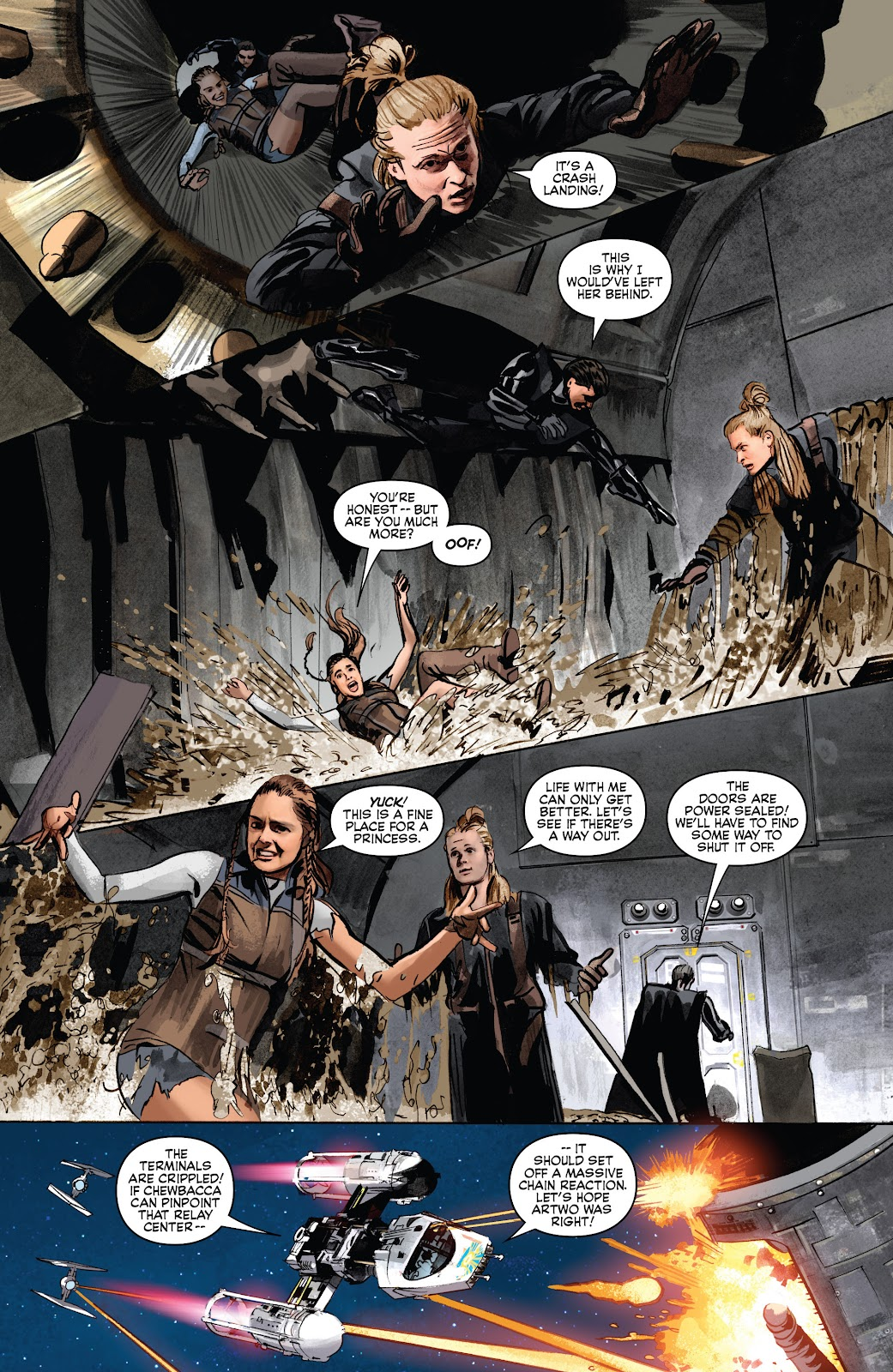 Read online Star Wars Legends: Infinities - Epic Collection comic -  Issue # TPB (Part 5) - 79