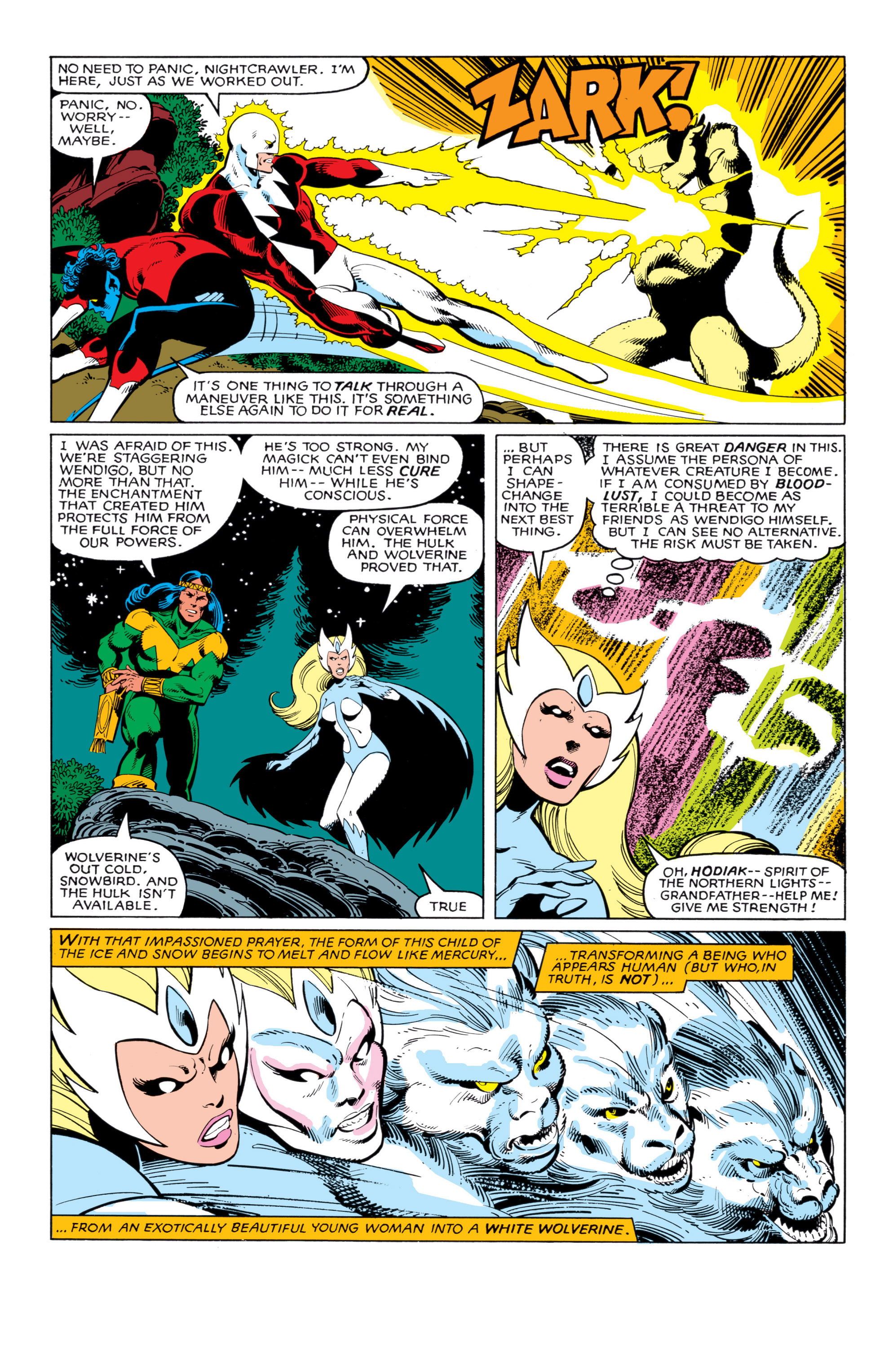 Read online Uncanny X-Men (1963) comic -  Issue #140 - 17