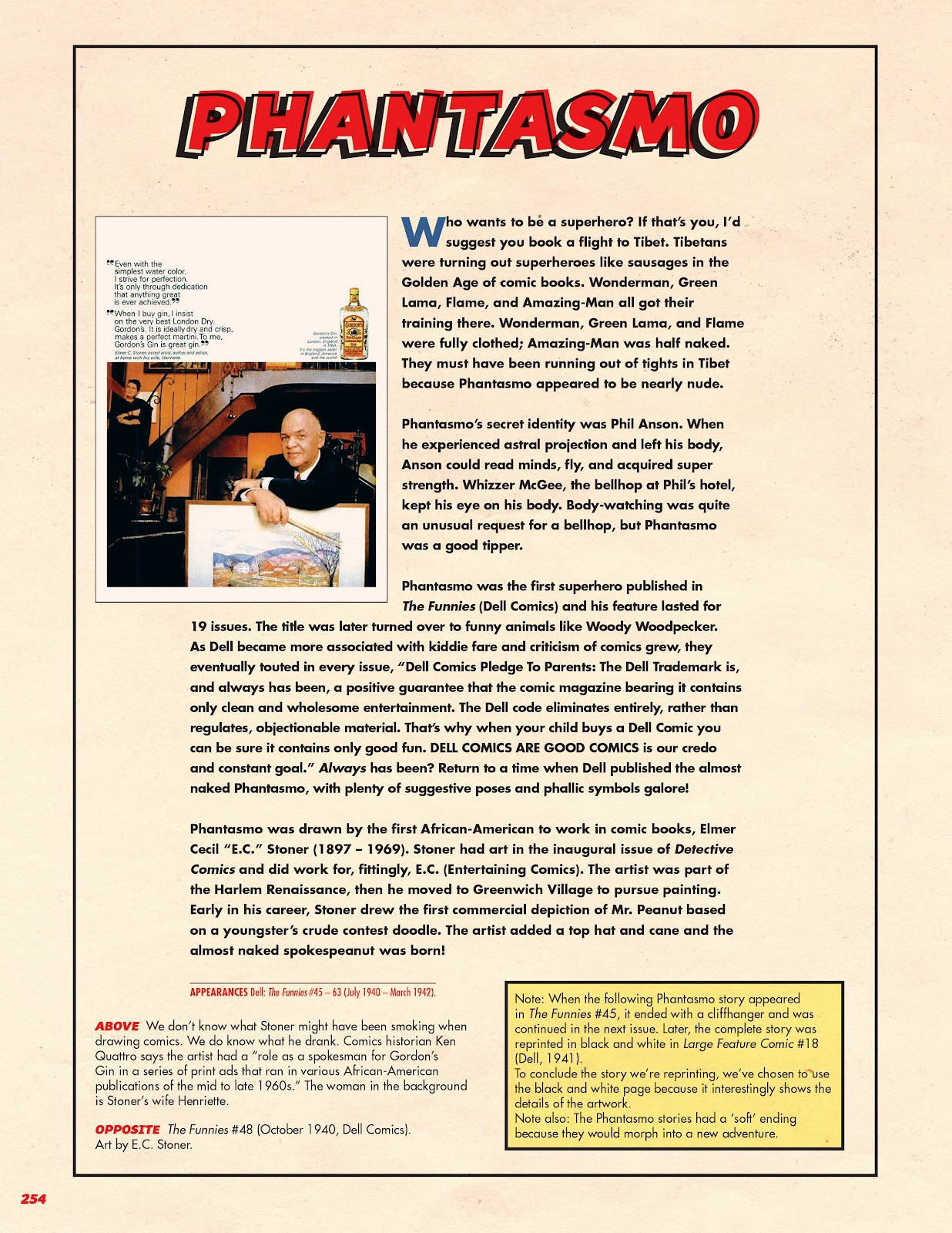 Read online Super Weird Heroes comic -  Issue # TPB 1 (Part 3) - 54
