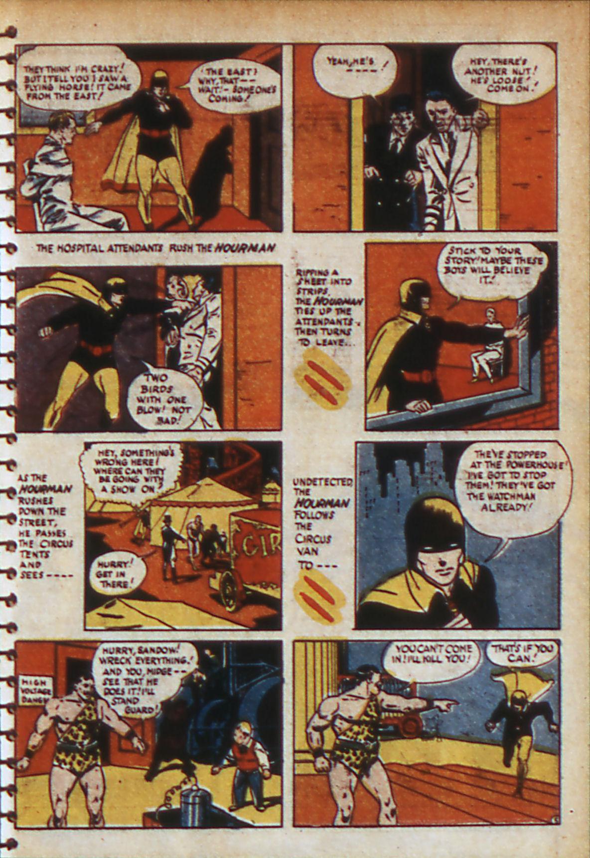 Read online Adventure Comics (1938) comic -  Issue #56 - 8
