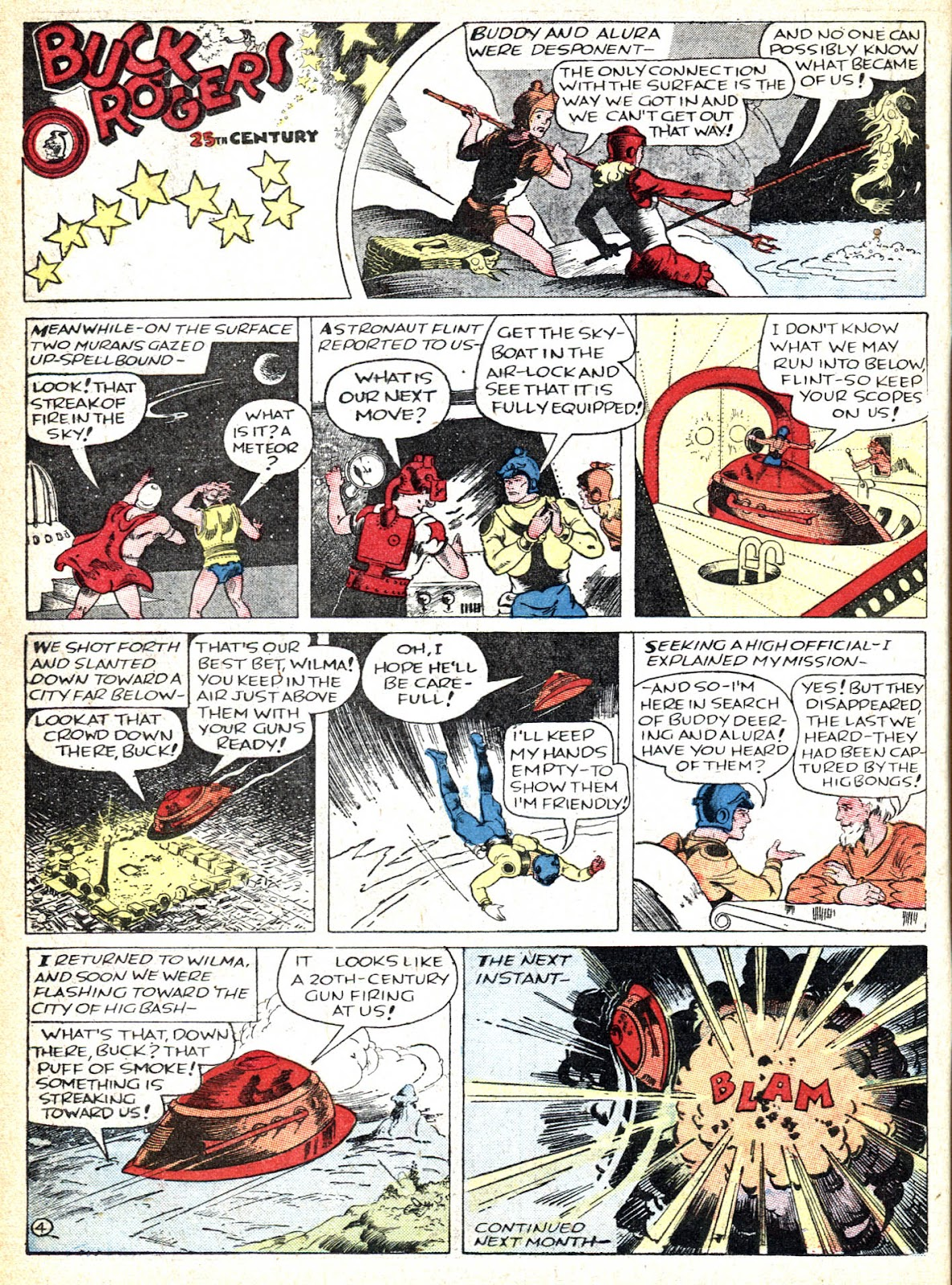 Read online Famous Funnies comic -  Issue #36 - 20
