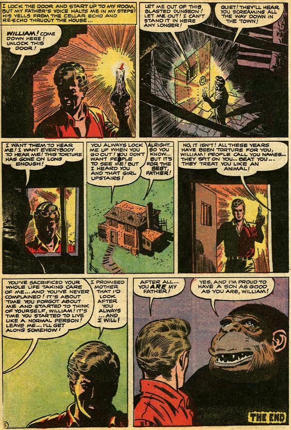 Read online Adventures into Weird Worlds comic -  Issue #9 - 6