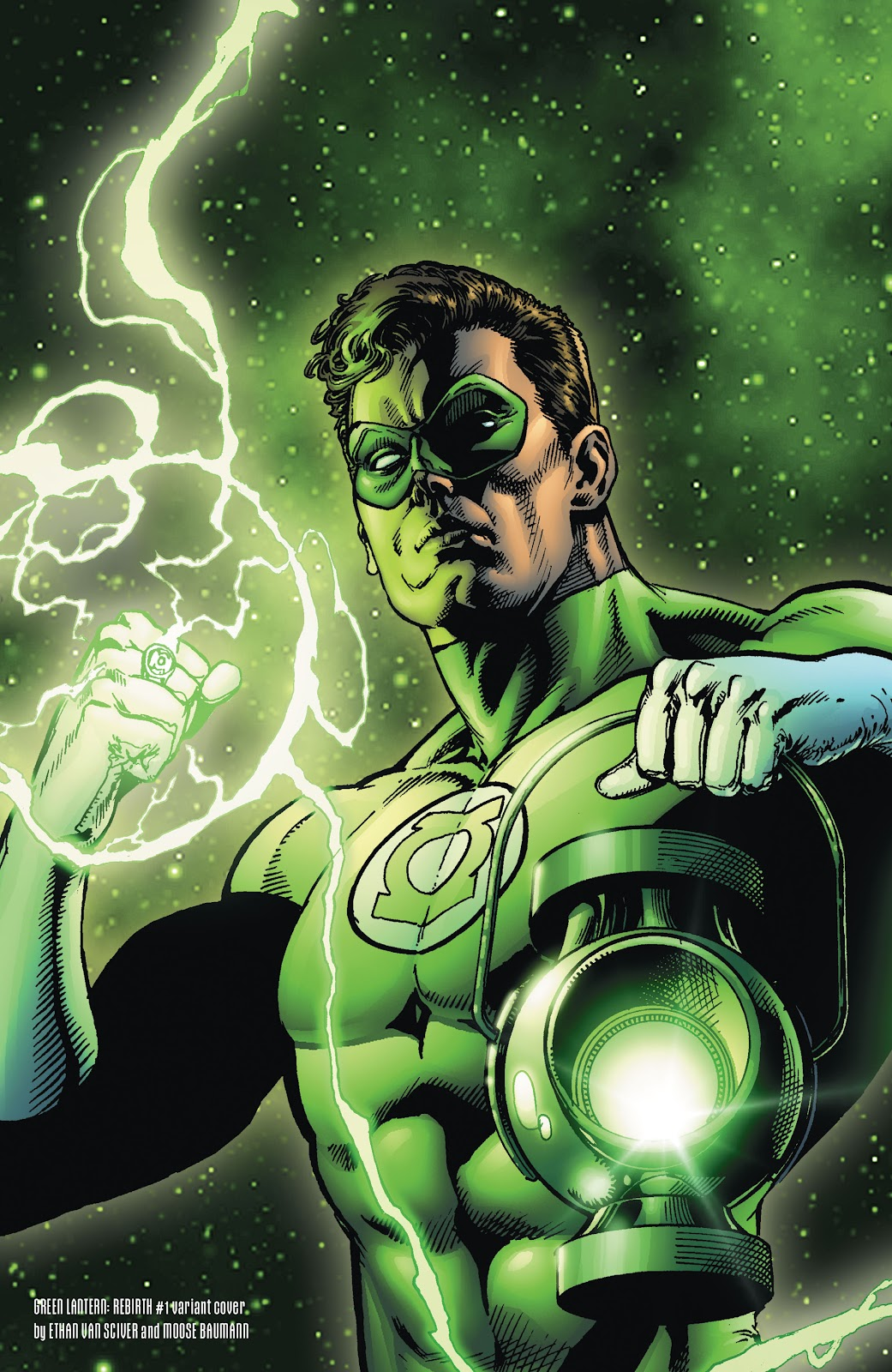 Read online Green Lantern by Geoff Johns comic -  Issue # TPB 1 (Part 4) - 70