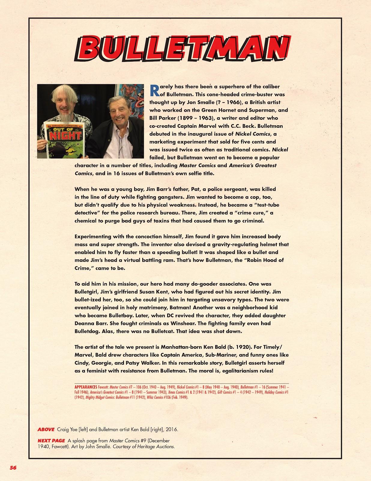 Read online Super Weird Heroes comic -  Issue # TPB 1 (Part 1) - 55