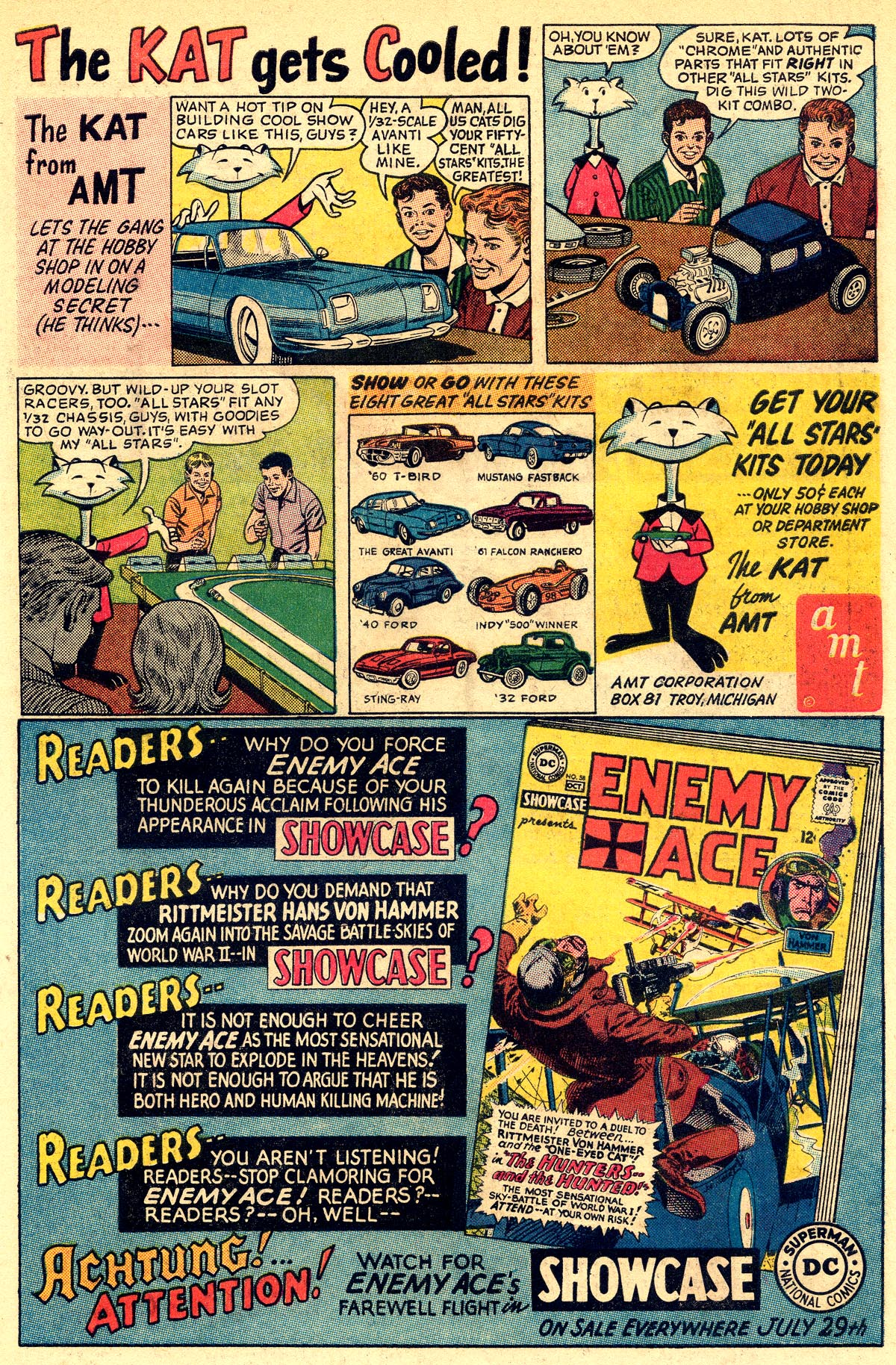 Read online Aquaman (1962) comic -  Issue #23 - 23