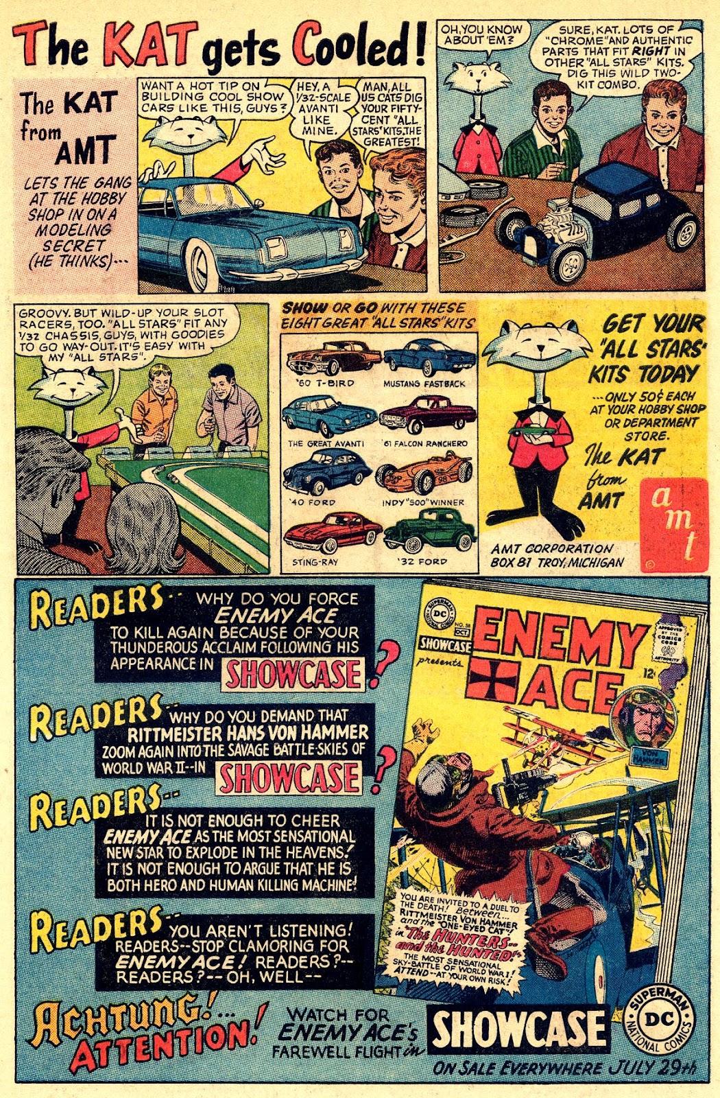 Aquaman (1962) Issue #23 #23 - English 23